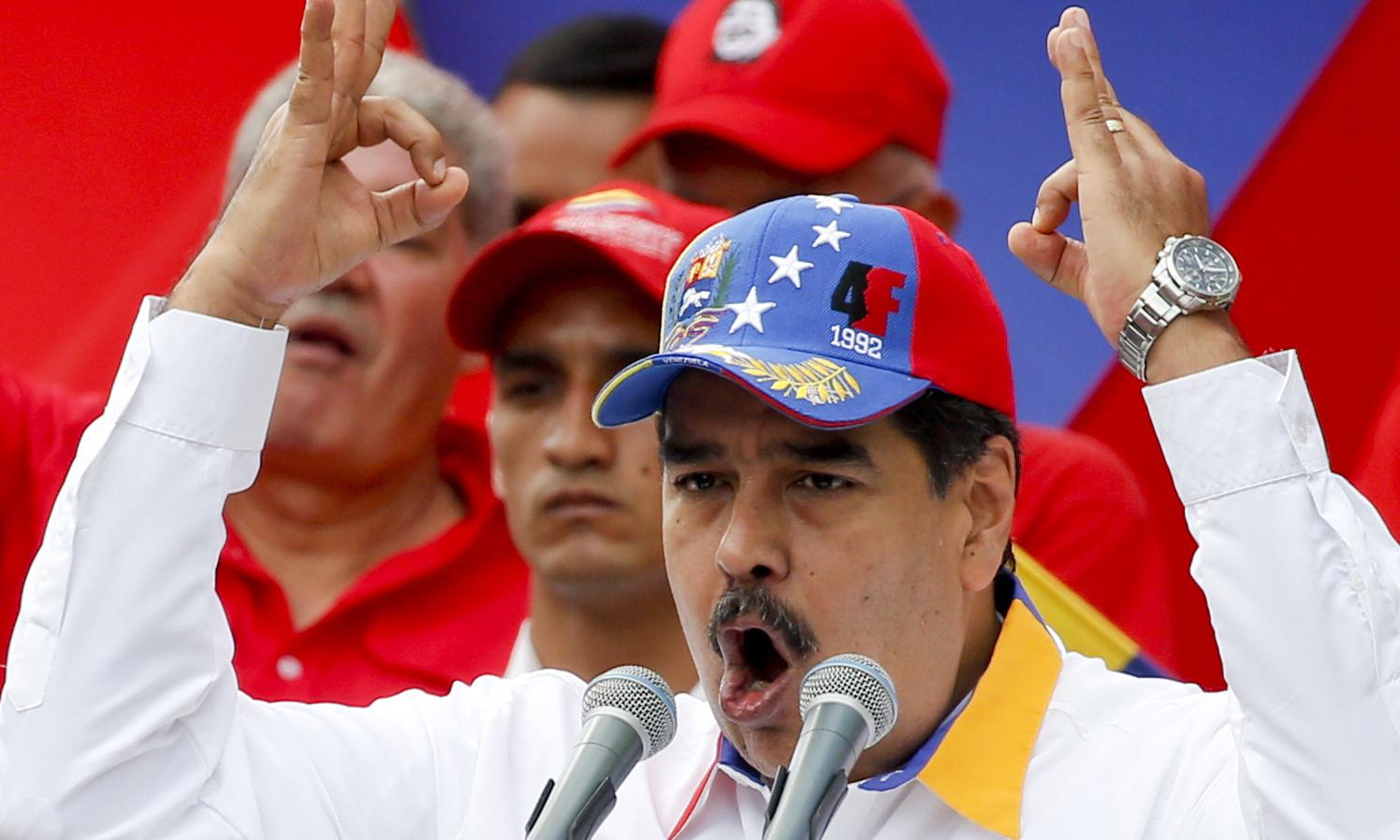 Venezuela opposition fears crackdown after Maduro threatens arrests