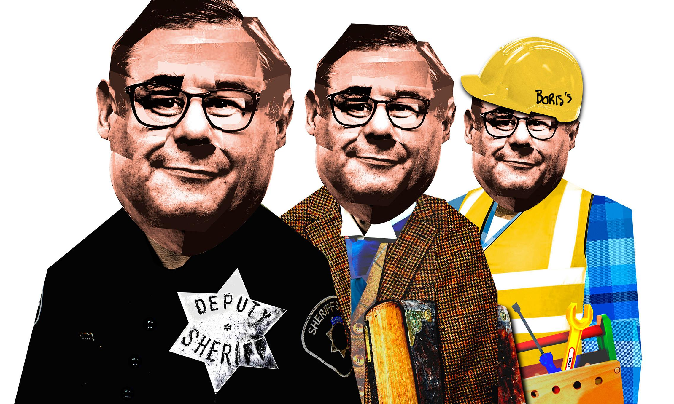 Could Mark Francois, Brexit bellower, be TV's next explosive star?