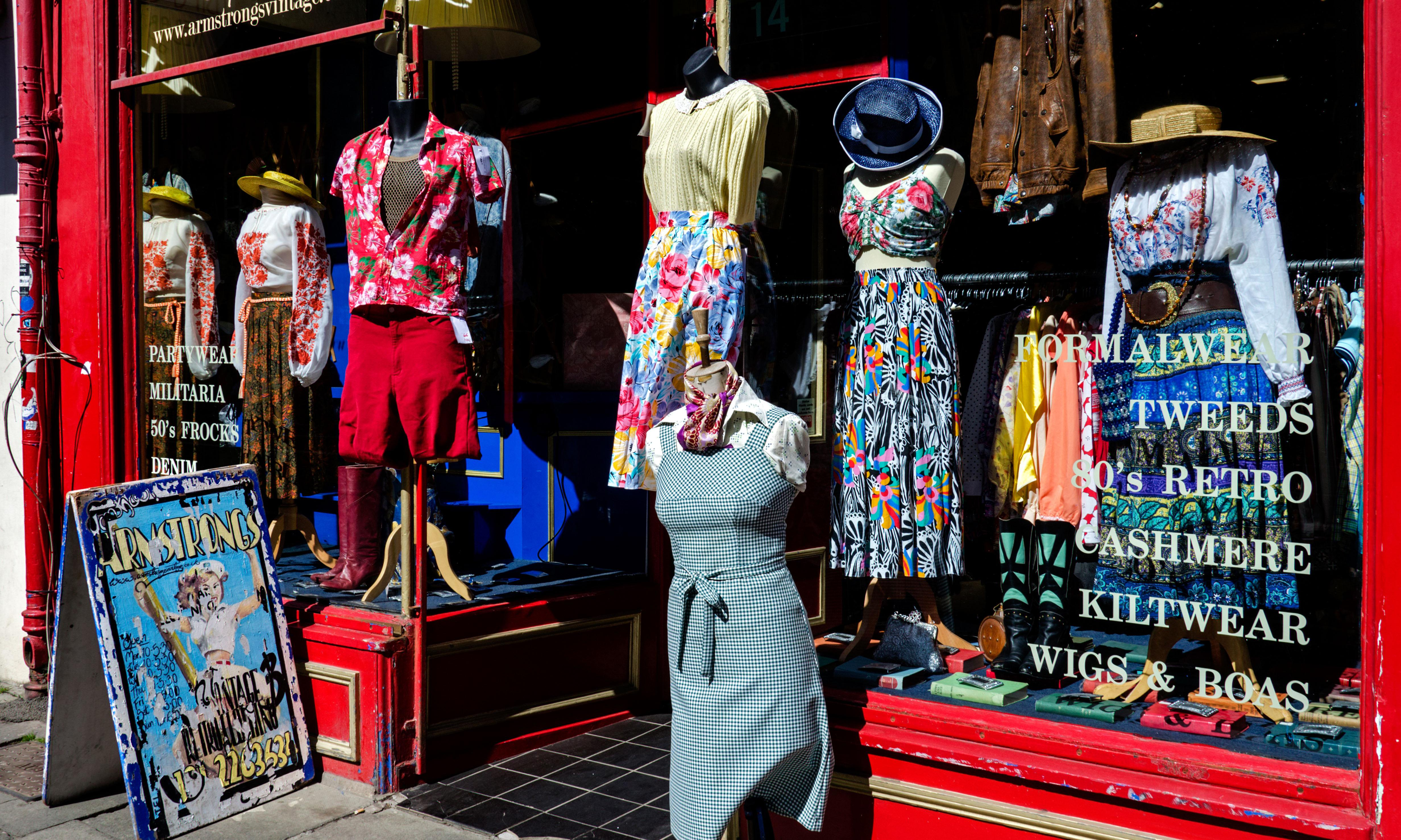 Share a tip on vintage shopping in Europe for the chance to win a £200 hotel voucher