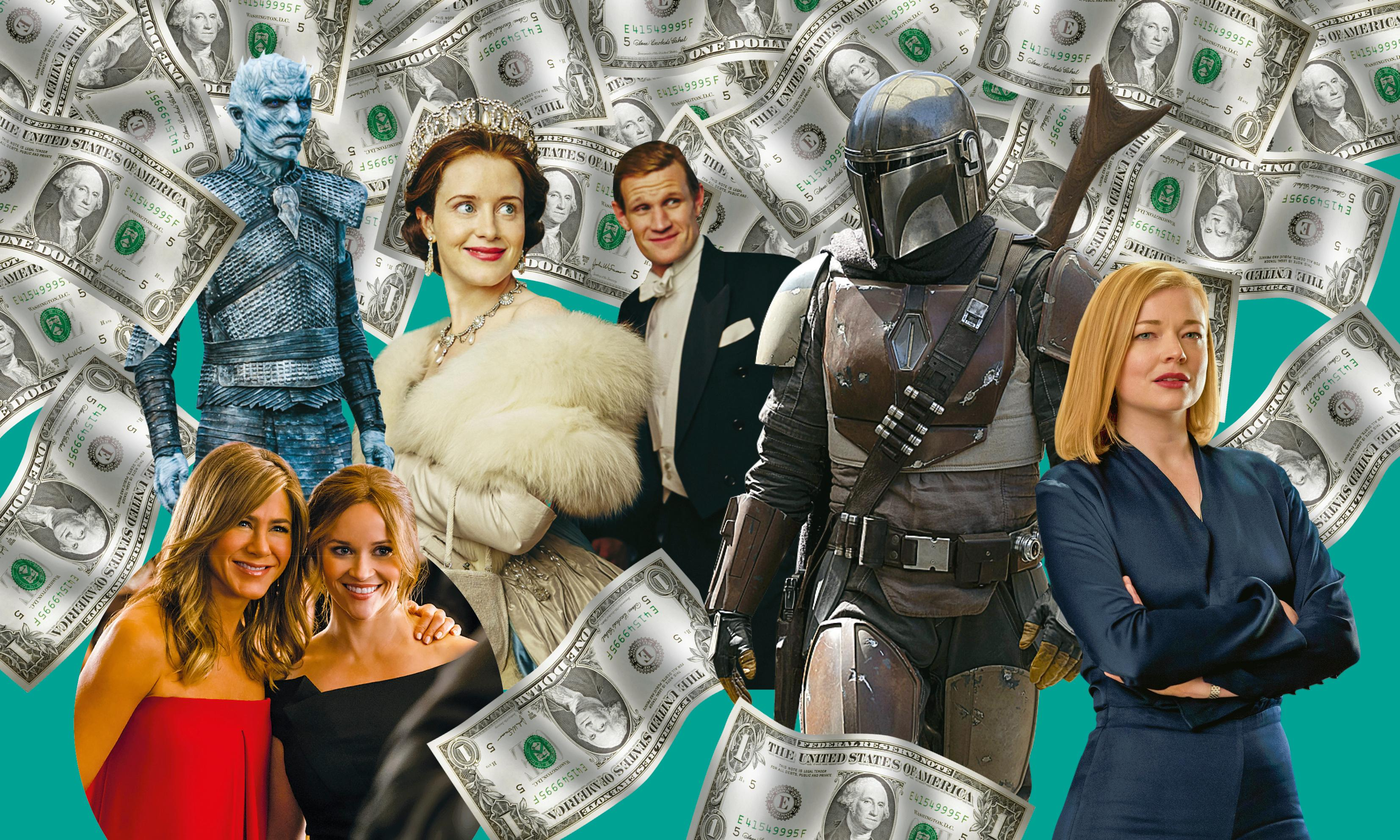 From The Crown to Game of Thrones: what's the most expensive TV show ever?