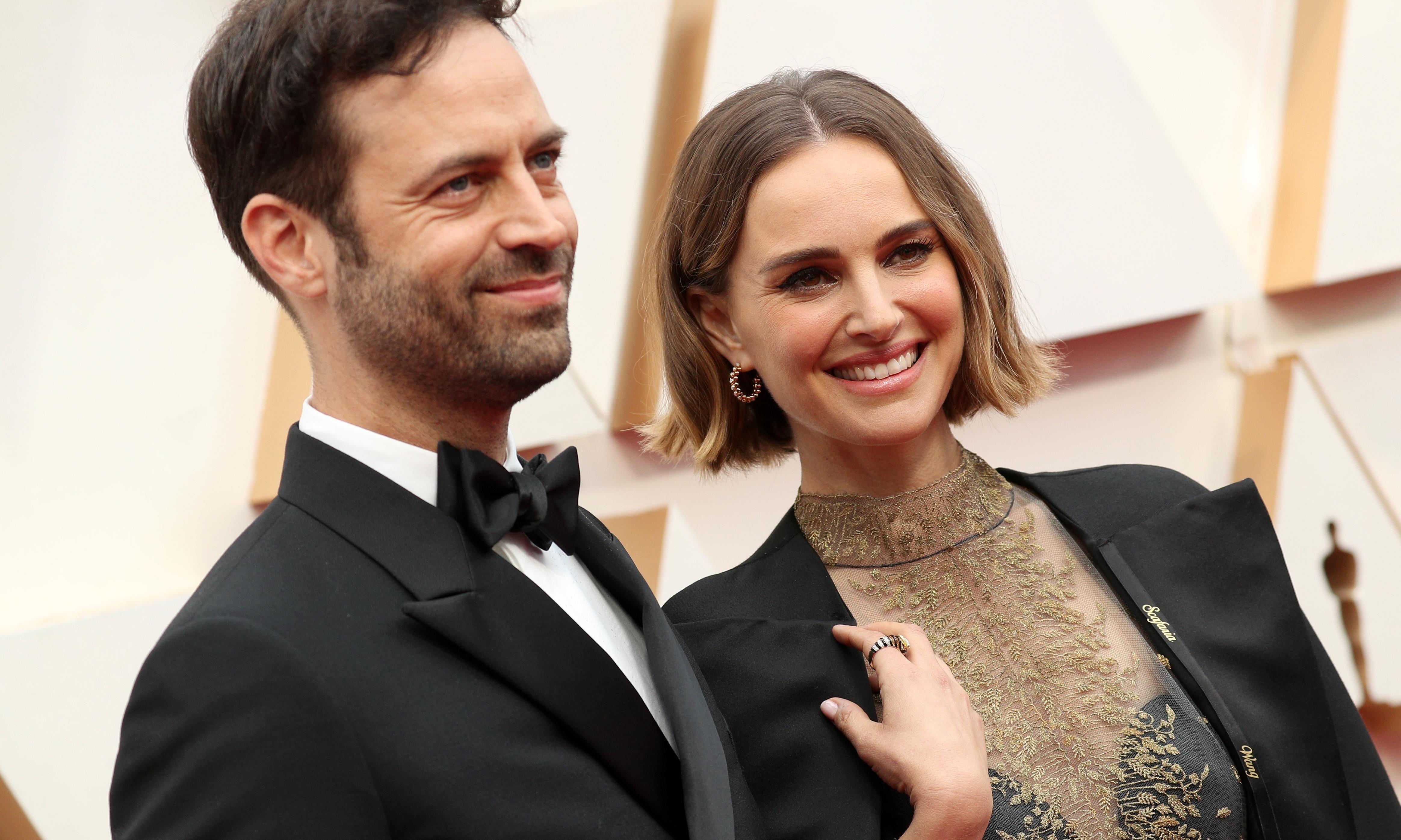 Natalie Portman's husband denies signing letter backing fired ballet director