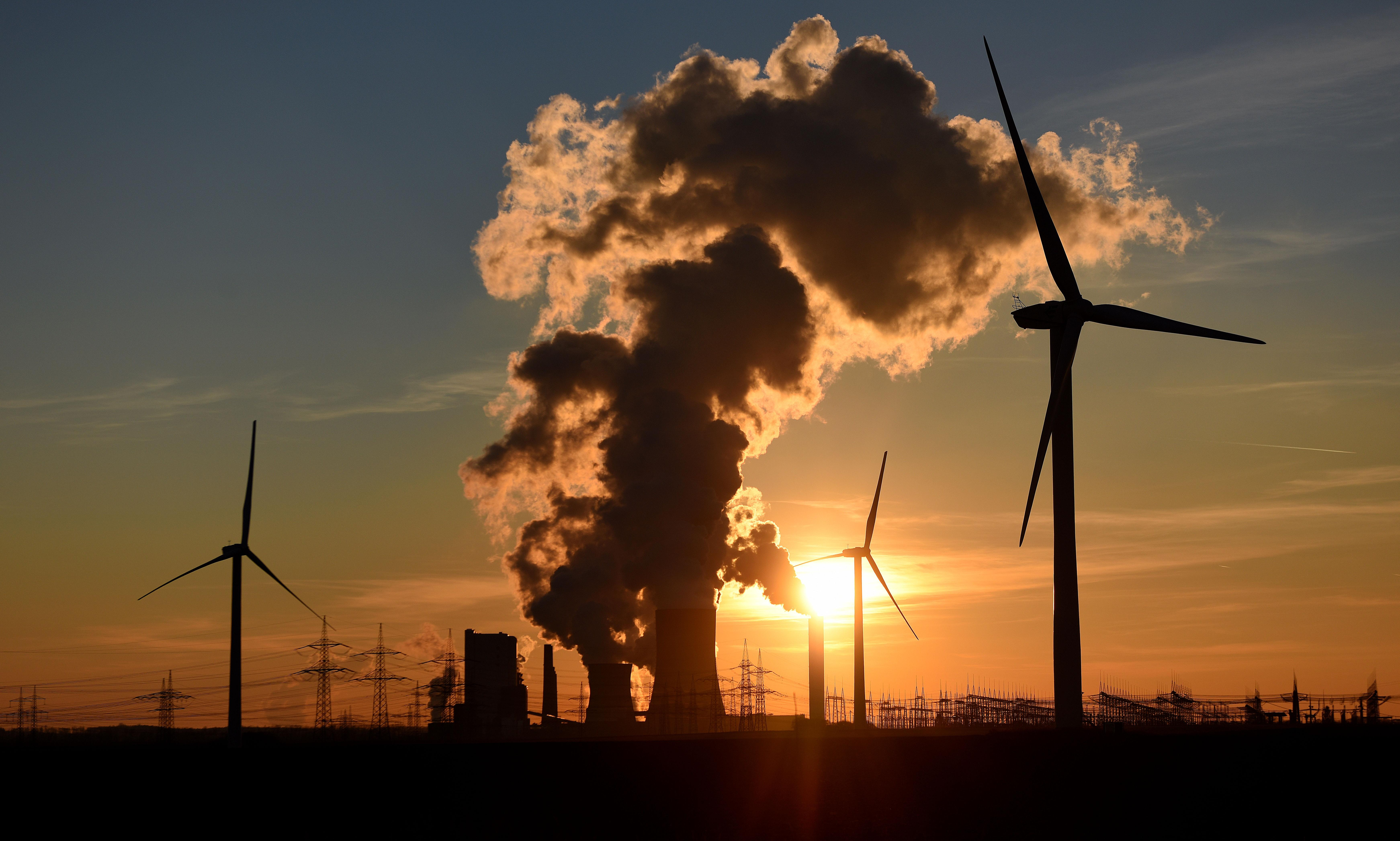 Global demand for fossil fuels will peak in 2023, says thinktank