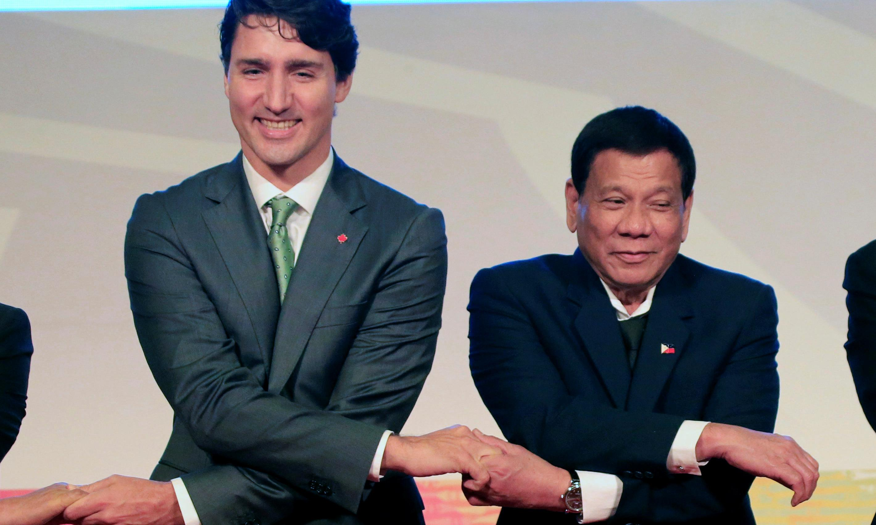 Canada selling weapons to Philippines despite human rights concerns