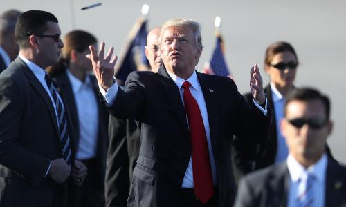 Donald Trumps First 100 Days As President Daily Updates Us News