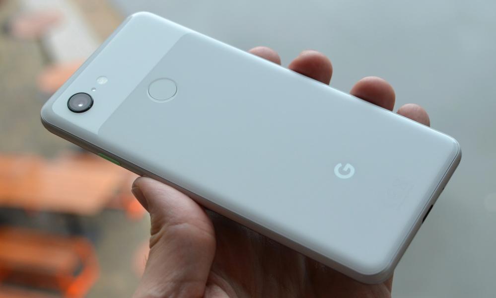 google Pixel 3 revisió