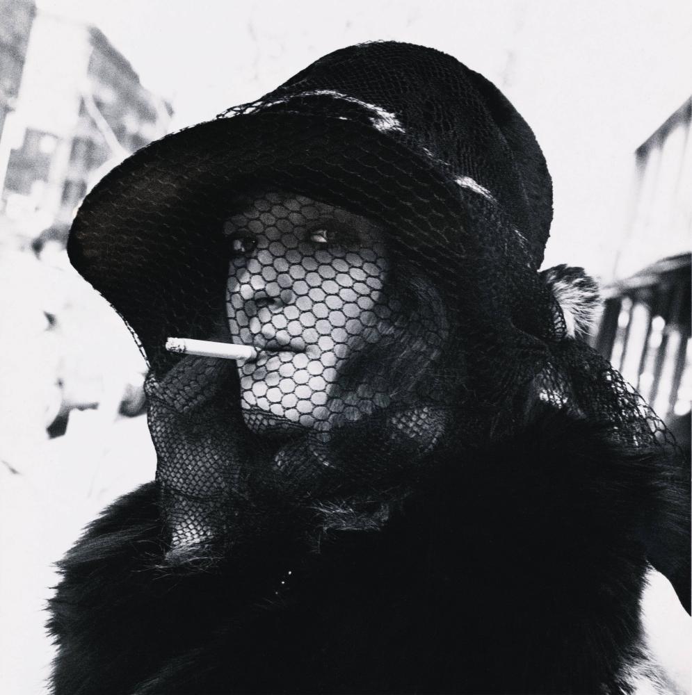 Loulou de la Falaise in Vogue, 1969.