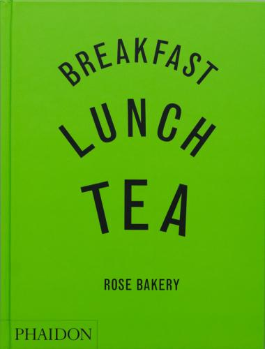 Breakfast Lunch Tea by Rose Carrarini.