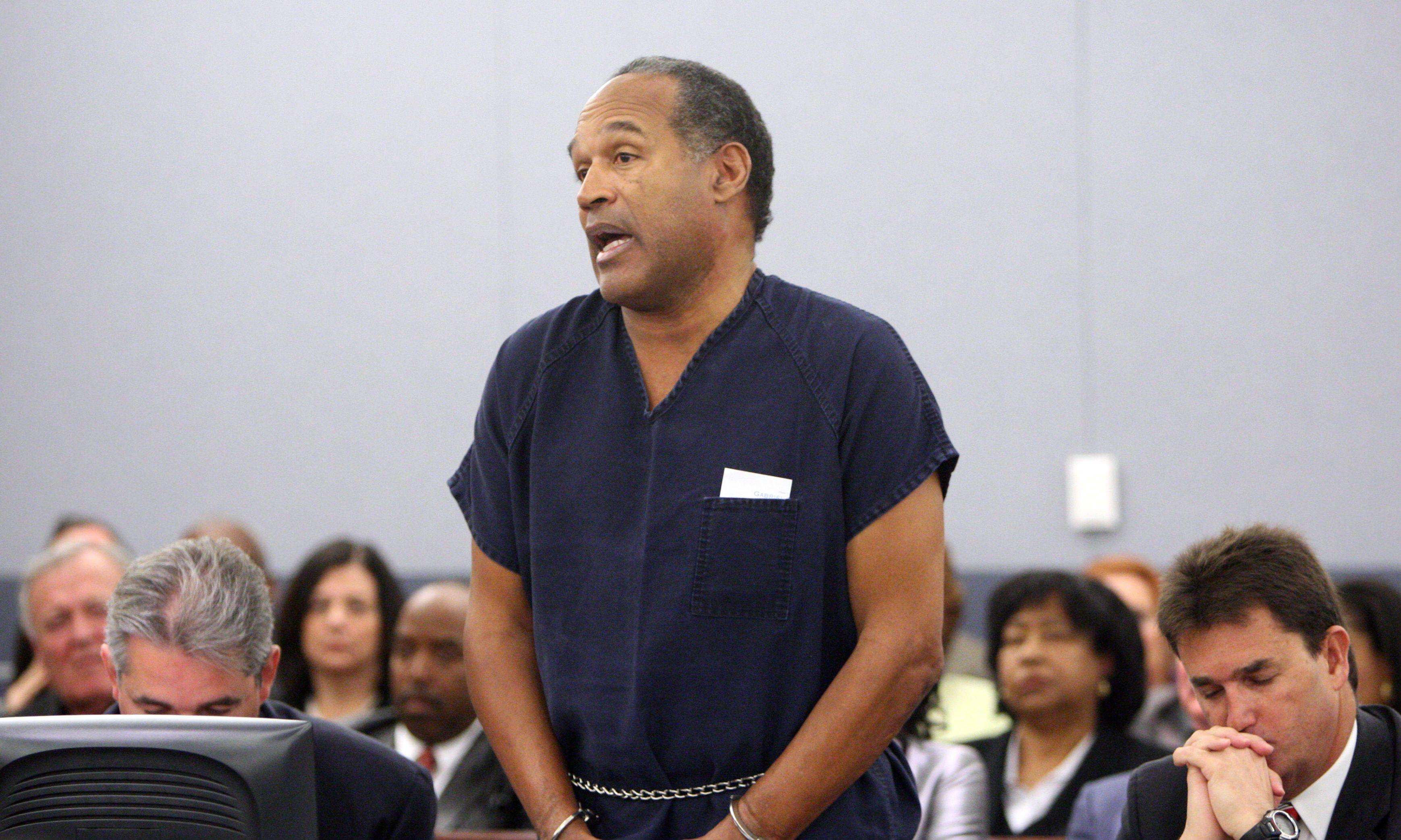 OJ Simpson reportedly joins Twitter with 'a little gettin' even to do'