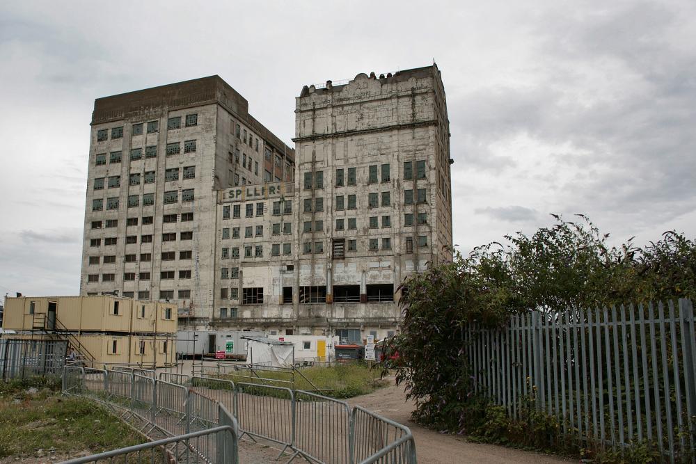 Millennium Mills in 2015.