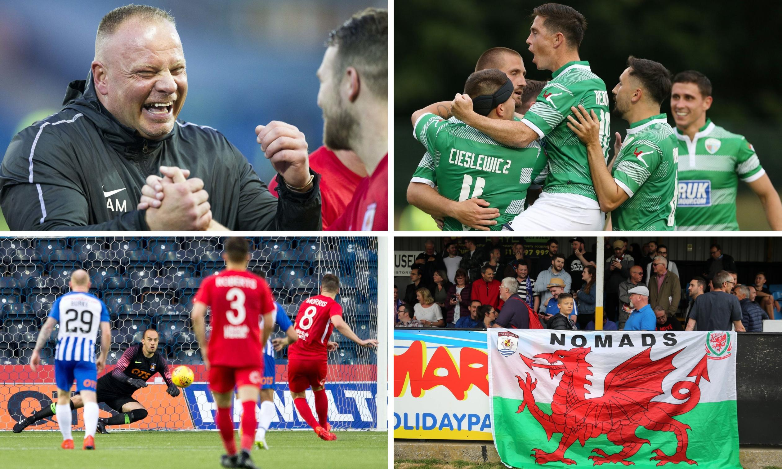 Welsh clubs breaking new ground after stirring European triumphs