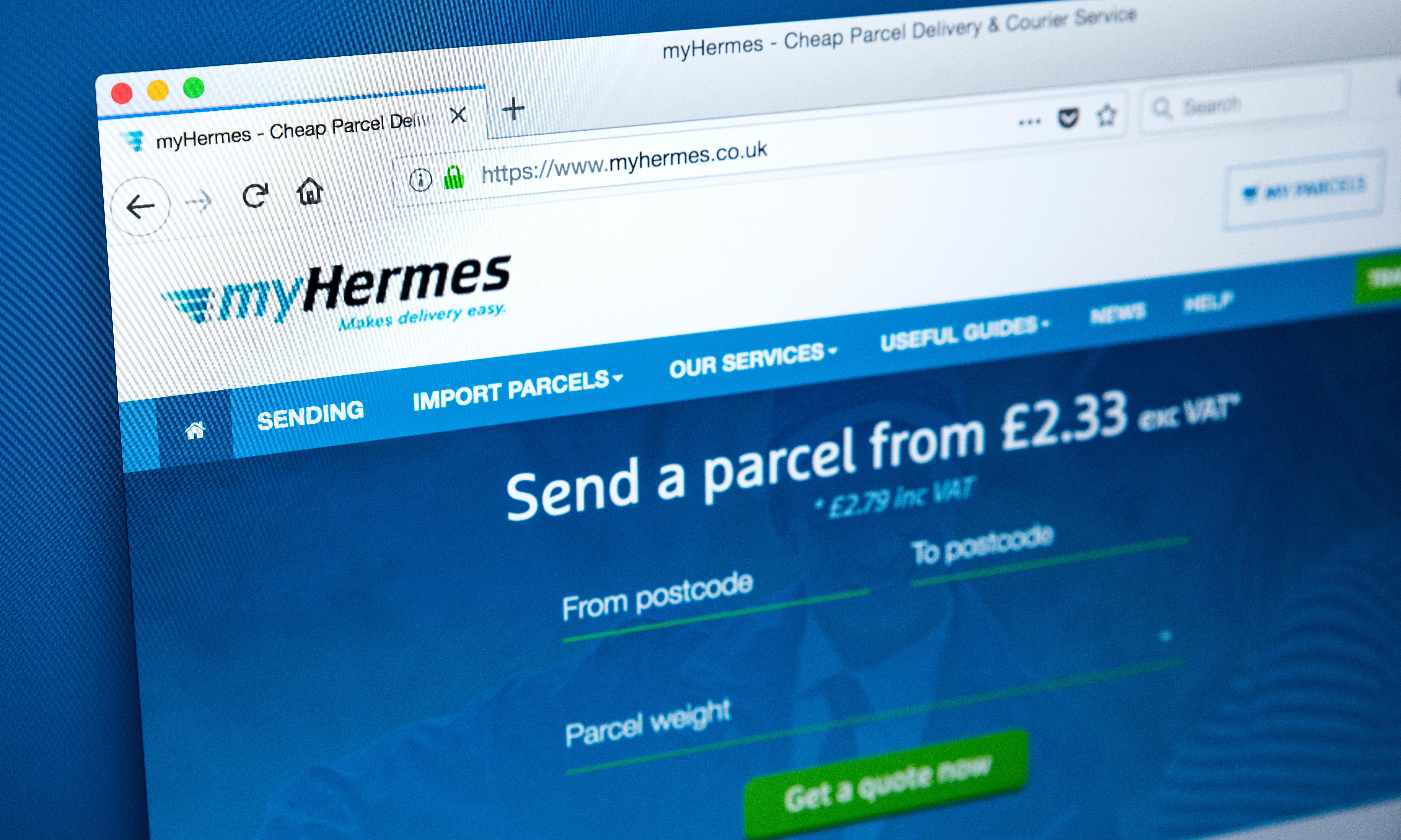 Cost-cutting couriers turn to get-out clauses for failure to deliver