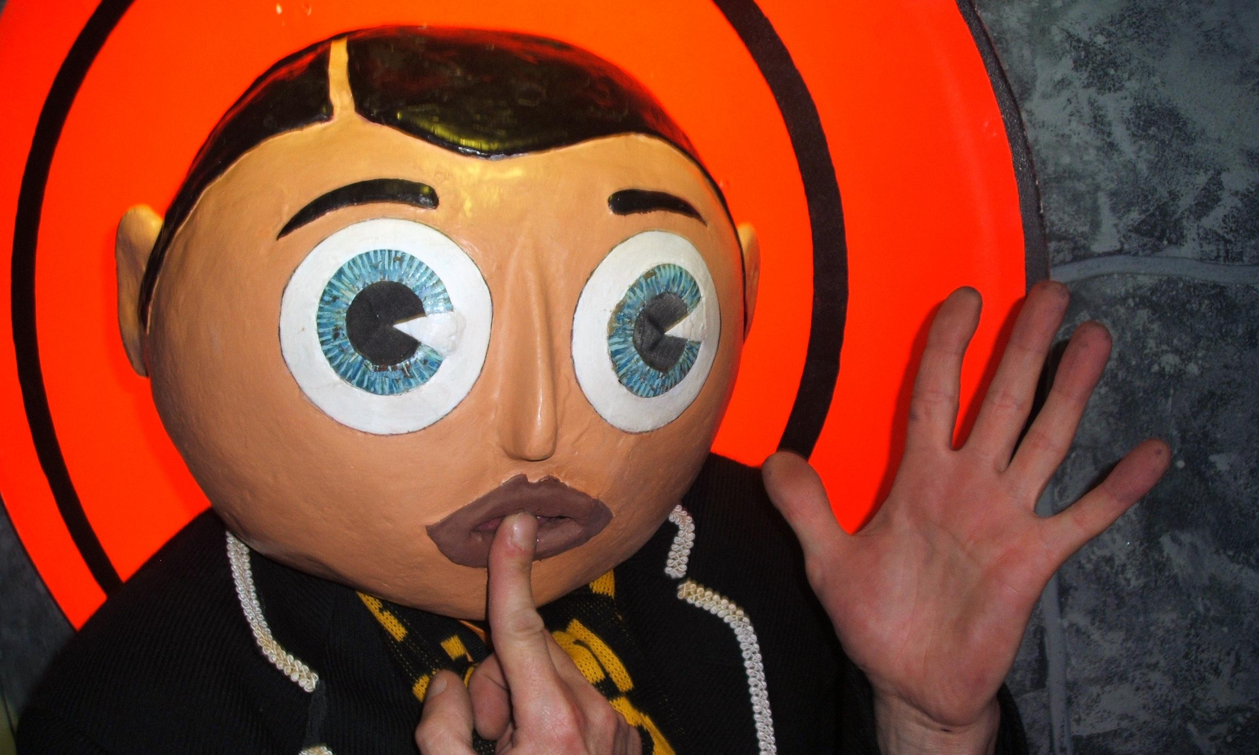 TV tonight: the moving story behind the genius in the papier-mache head