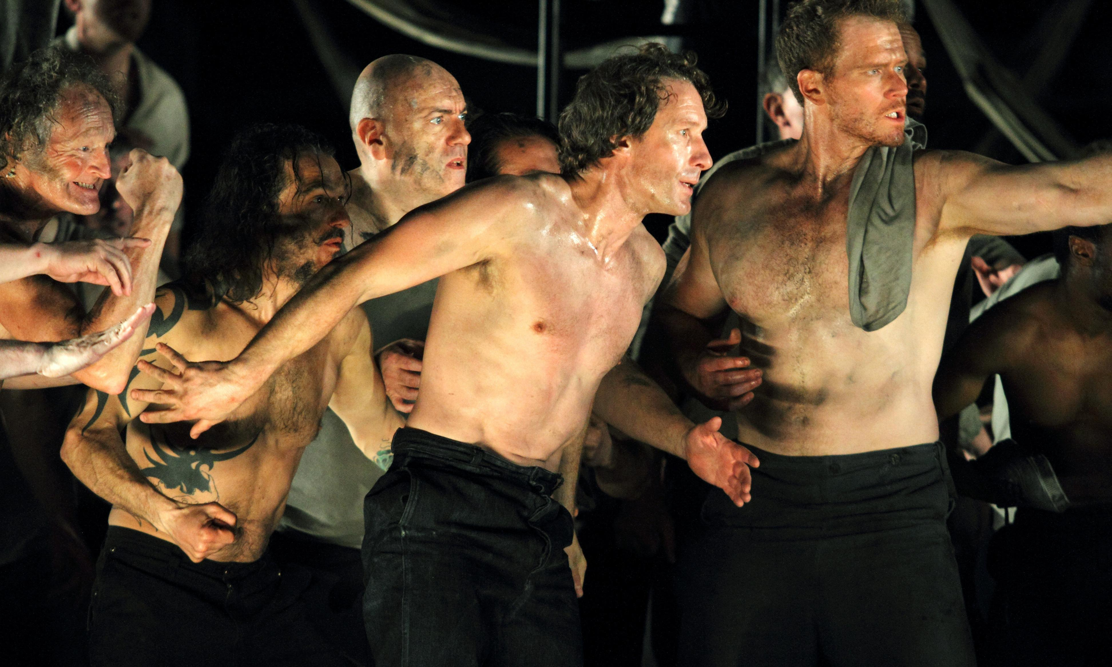 Billy Budd review – magnificently sung production is slow to focus