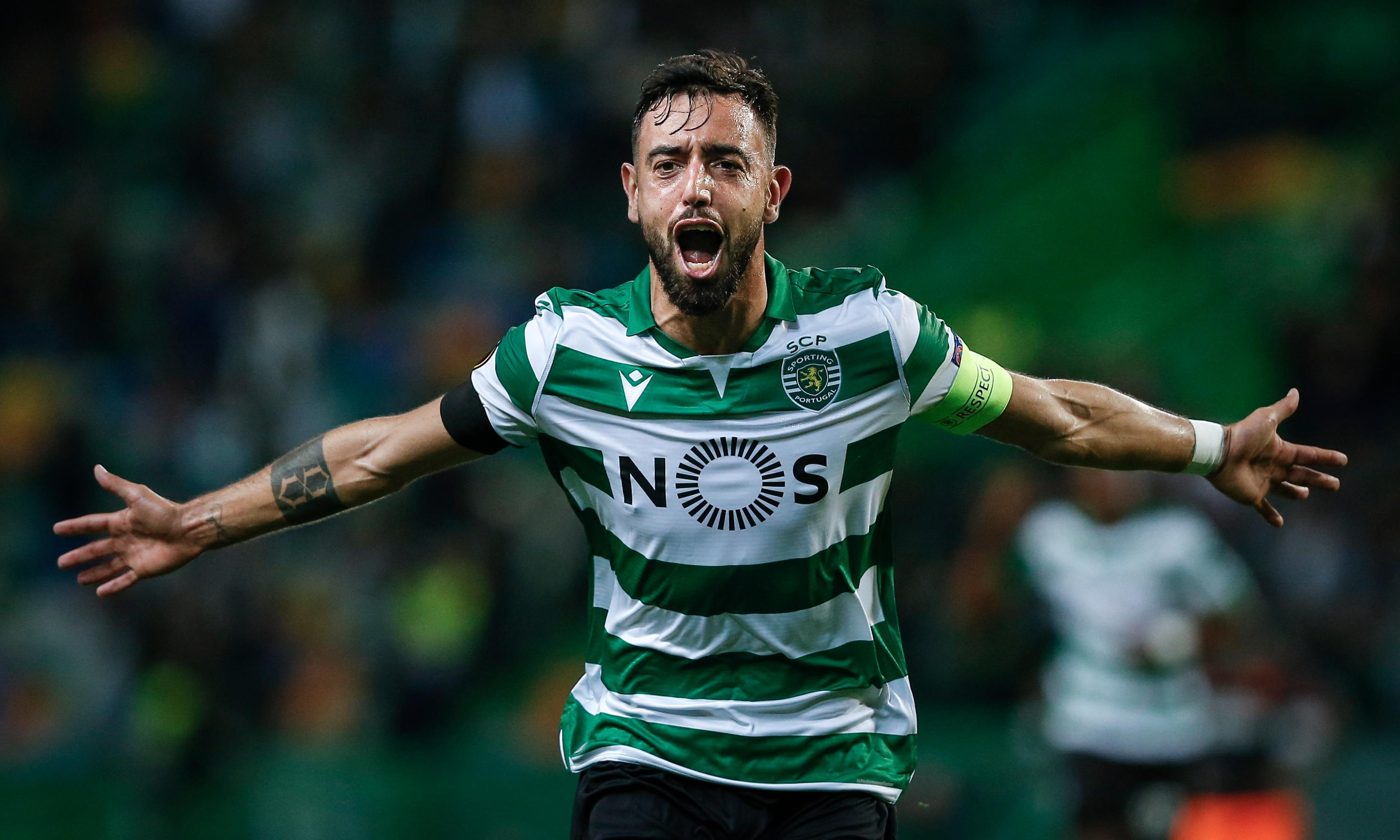 Bruno Fernandes set to join Manchester United for £46.5m plus add-ons
