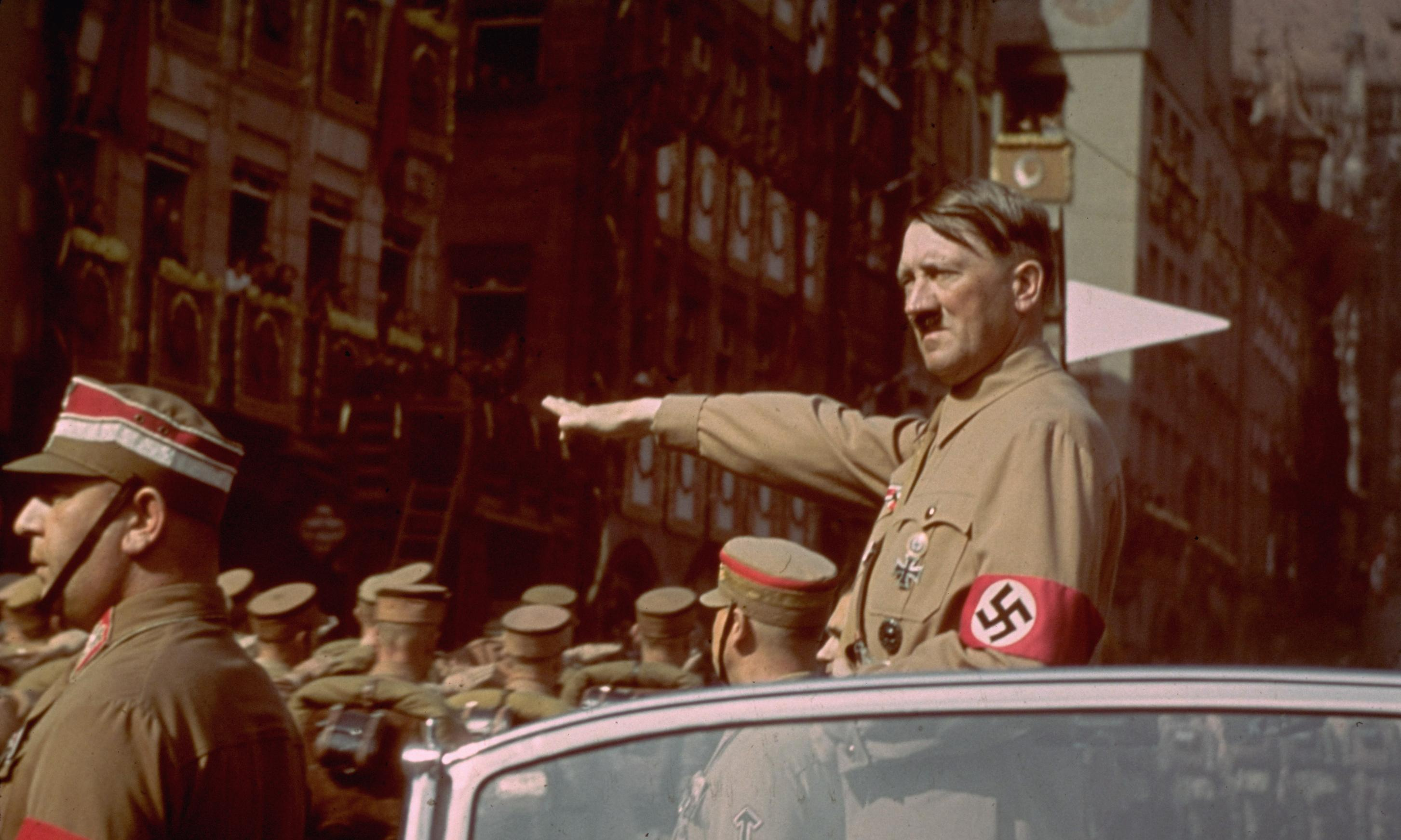 Hitler by Brendan Simms and Hitler by Peter Longerich review – problematic portraits