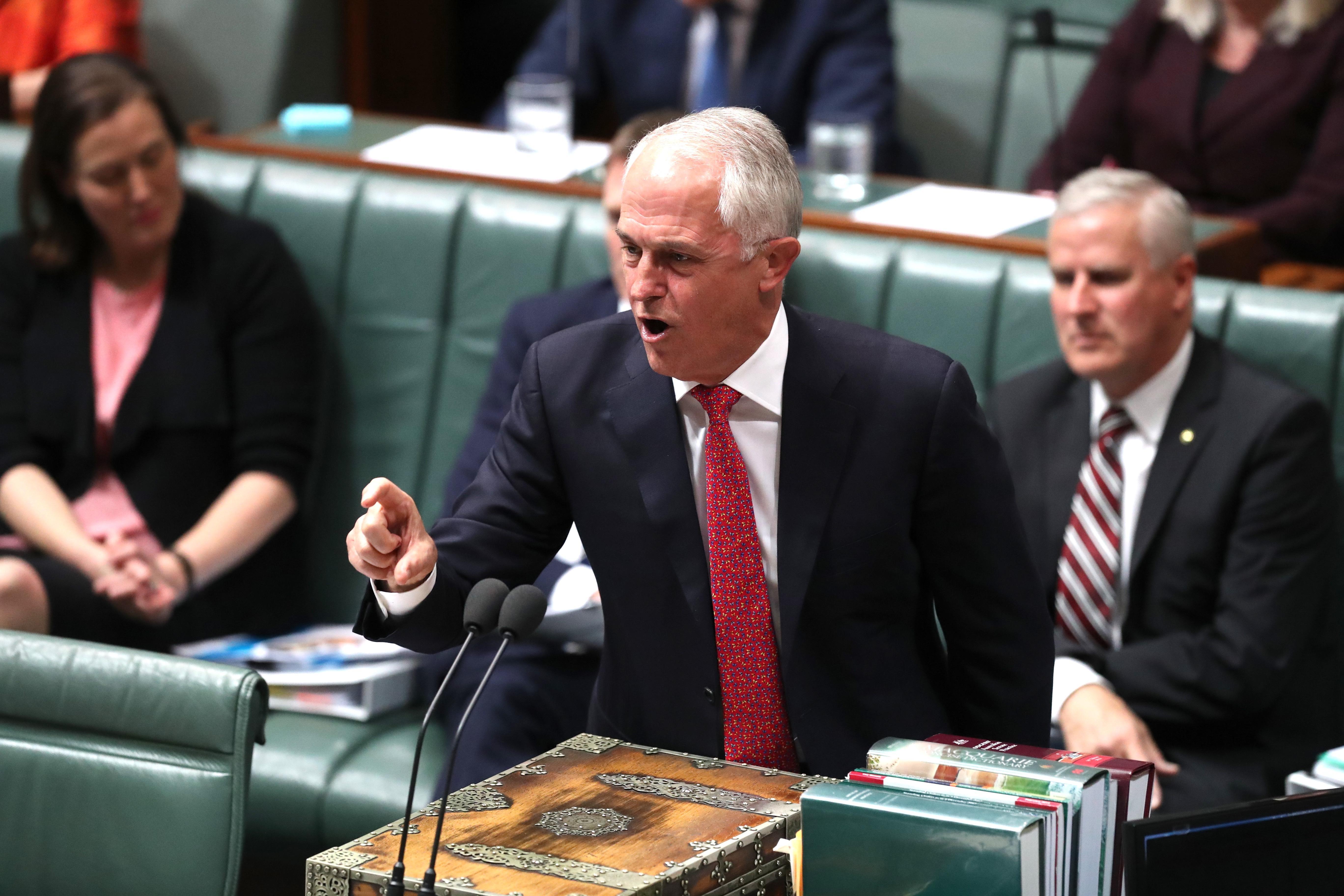 Australian Politics Live - cover