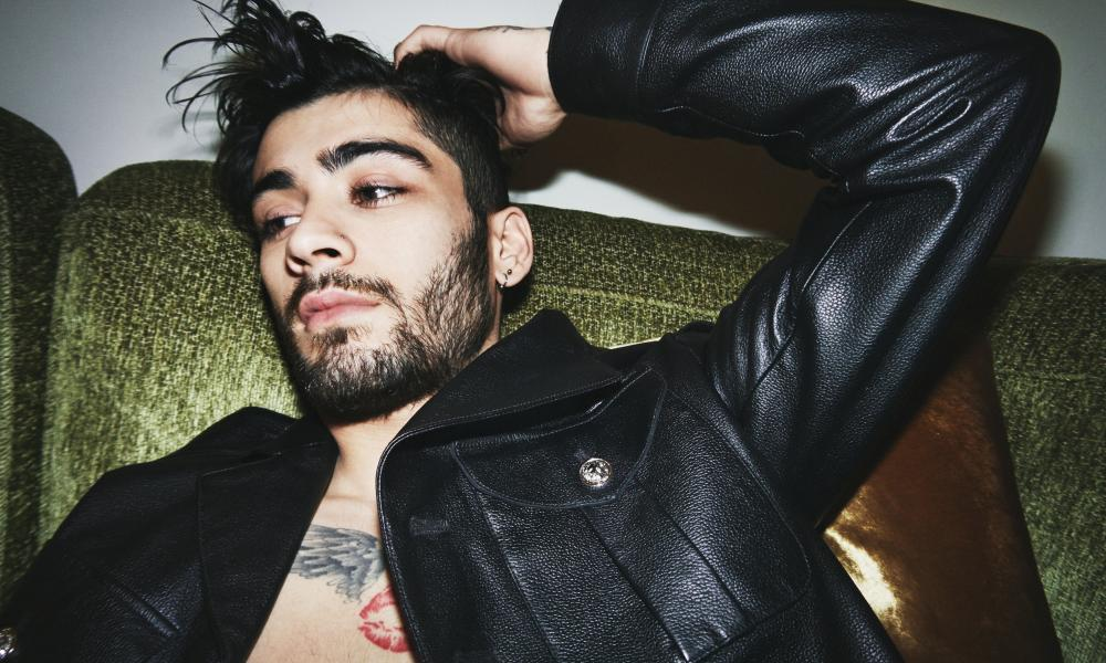 Zayn Malik stars in the Versus spring/summer 2017 campaign