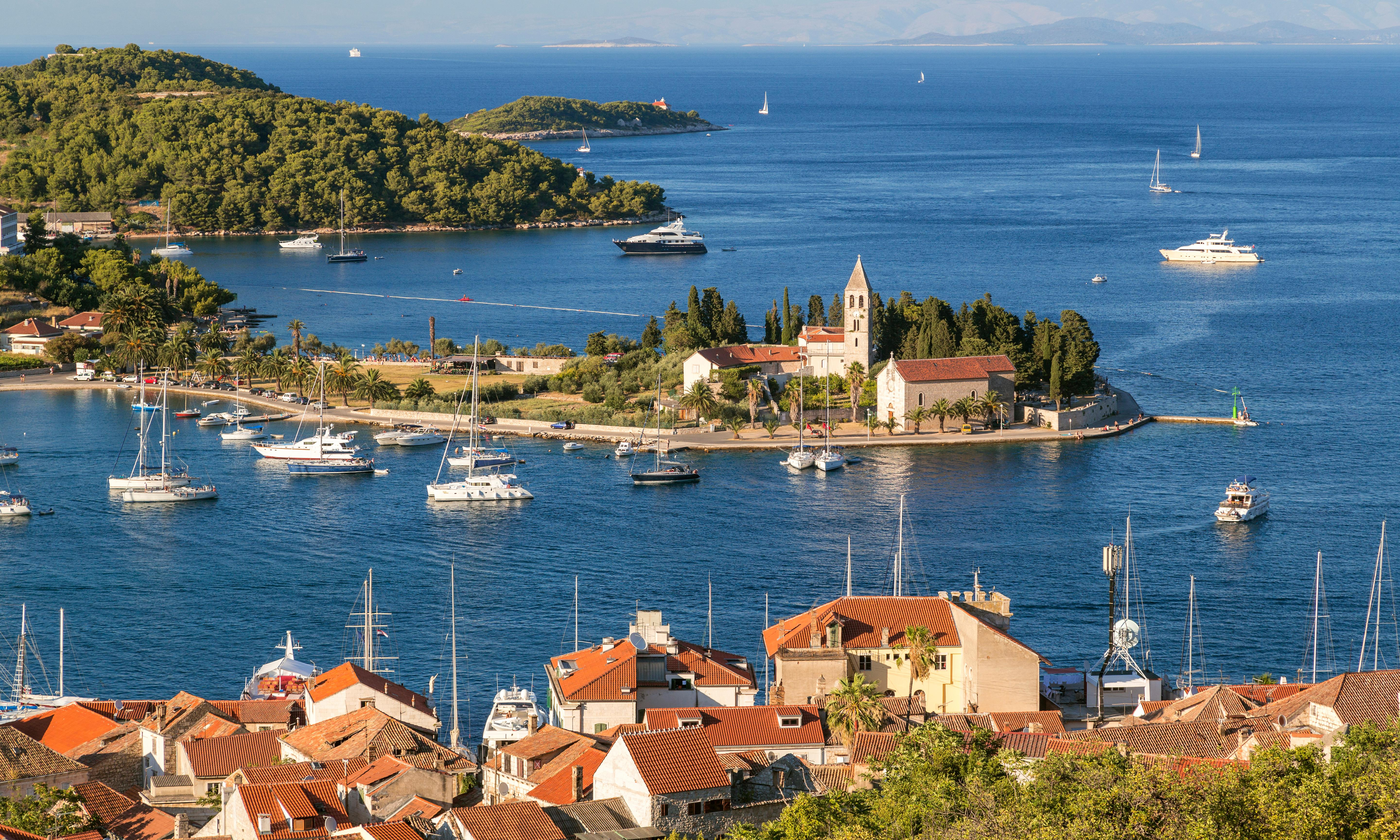 Vis island, Croatia: how can I resist your Mamma Mia charms?