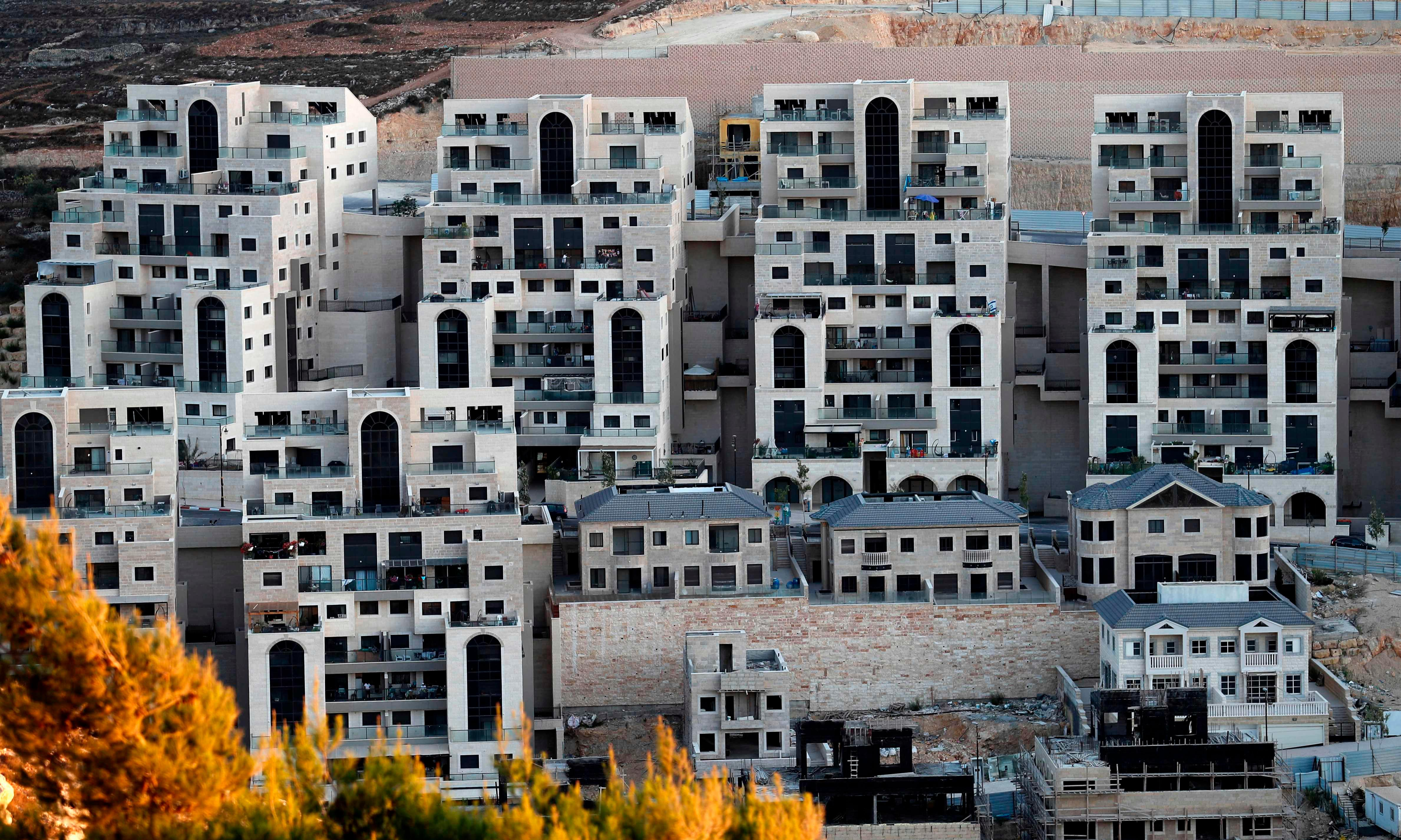 Products from Israeli settlements must be labelled, EU court rules