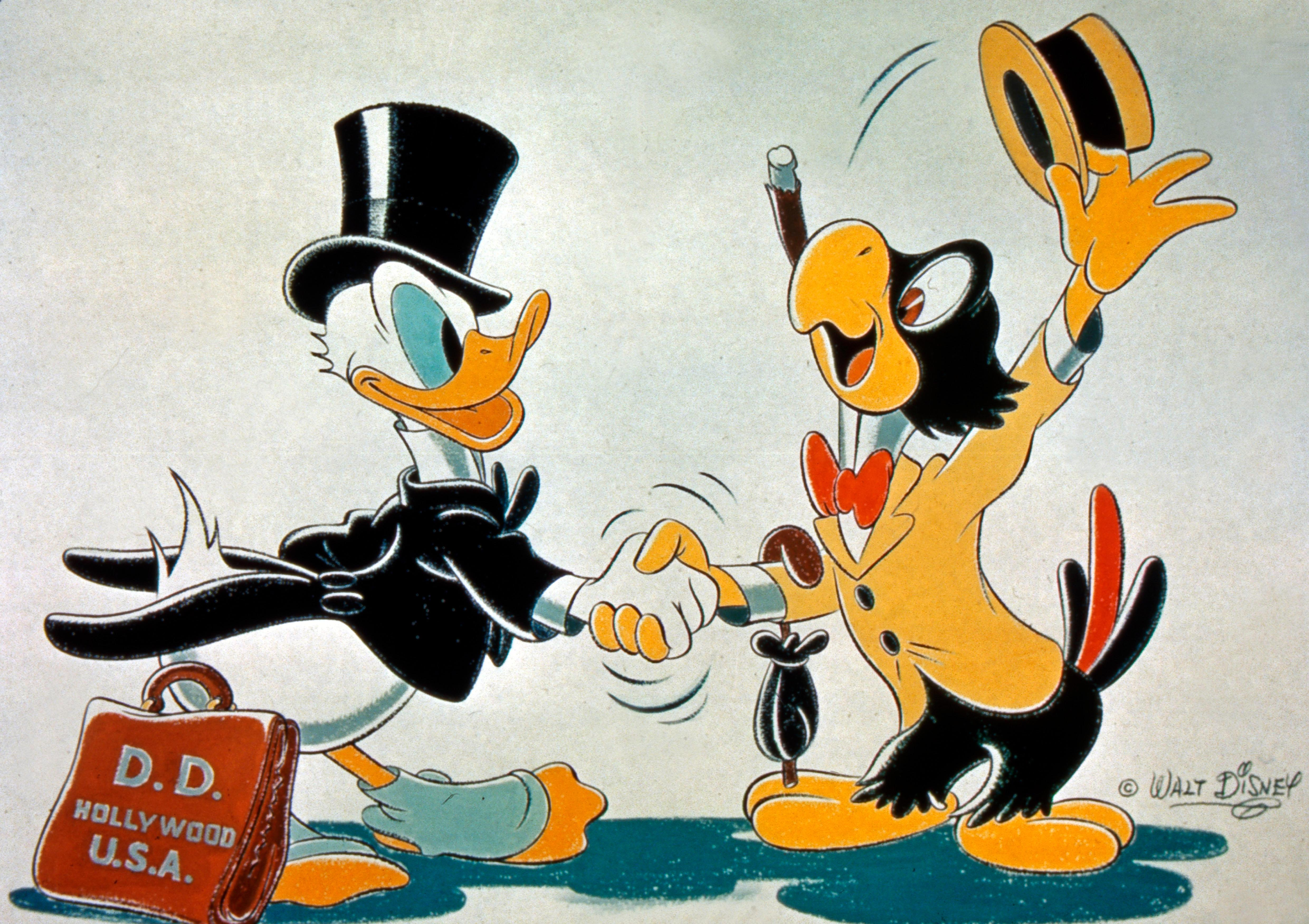 How we roasted Donald Duck, Disney's agent of imperialism