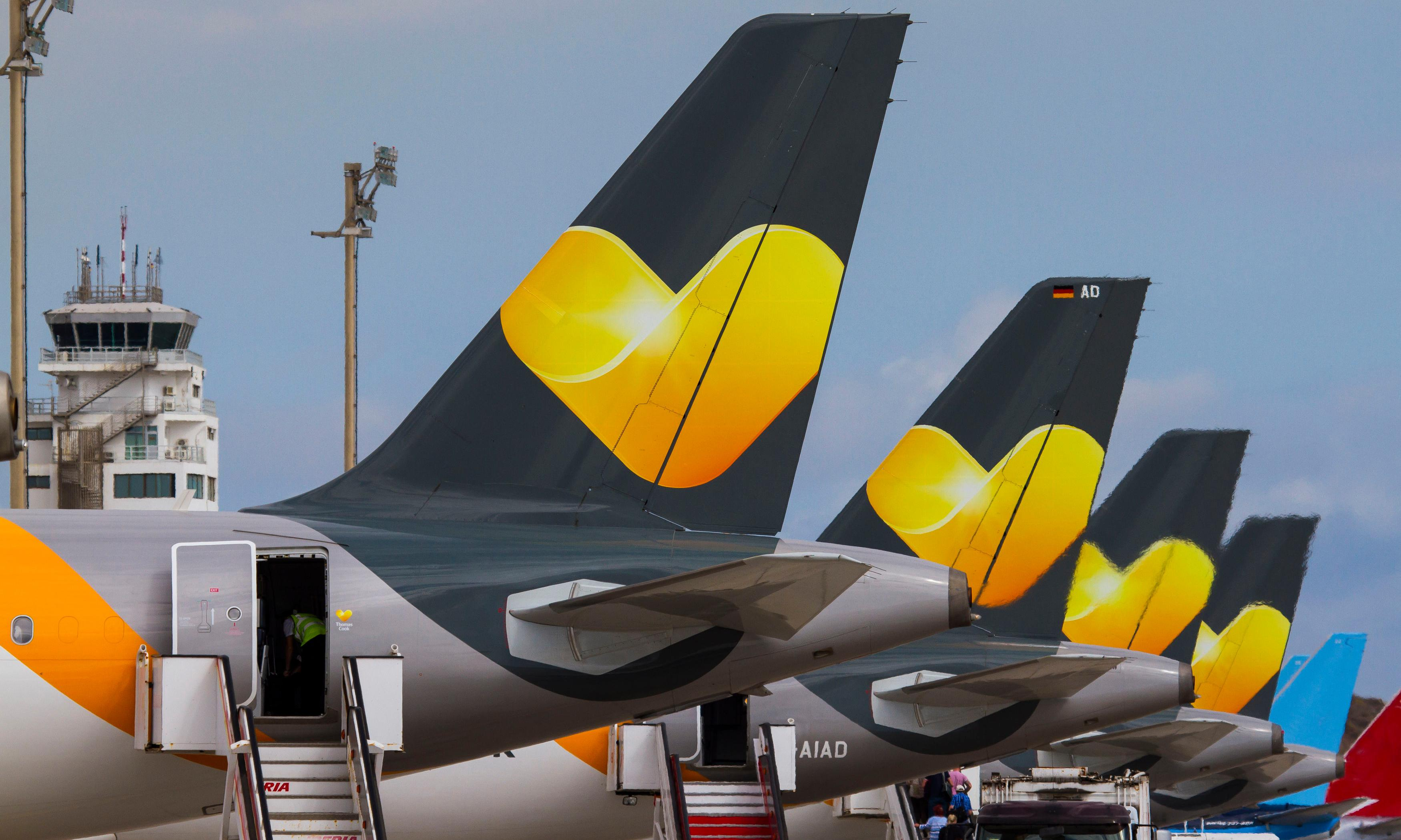Period of debt-fuelled expansion 'may have caused Thomas Cook collapse'