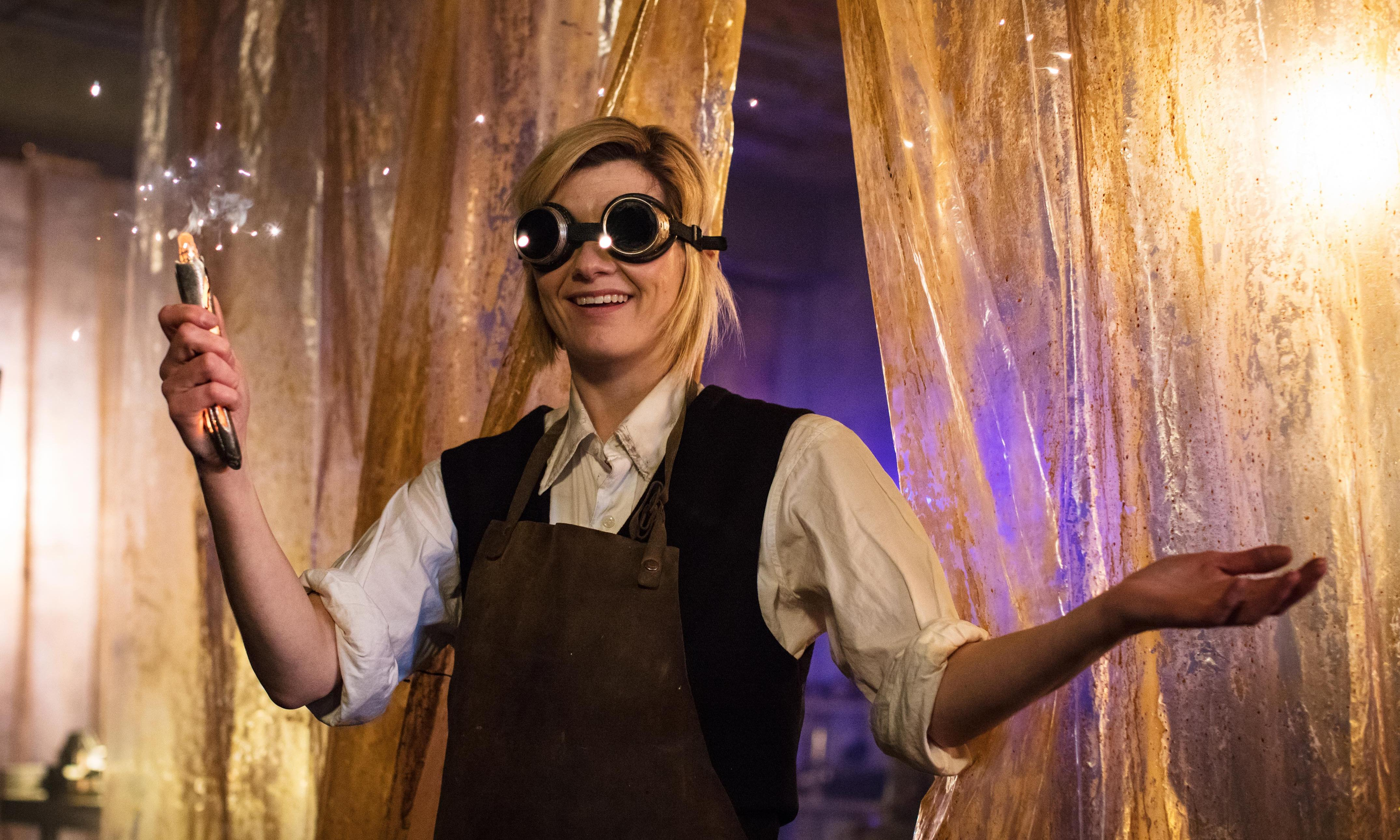 'Best of all, Whittaker is hilarious!': your verdict on the new Doctor Who
