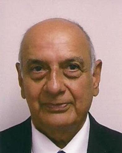 Dr Kamlesh Kumar Masson.