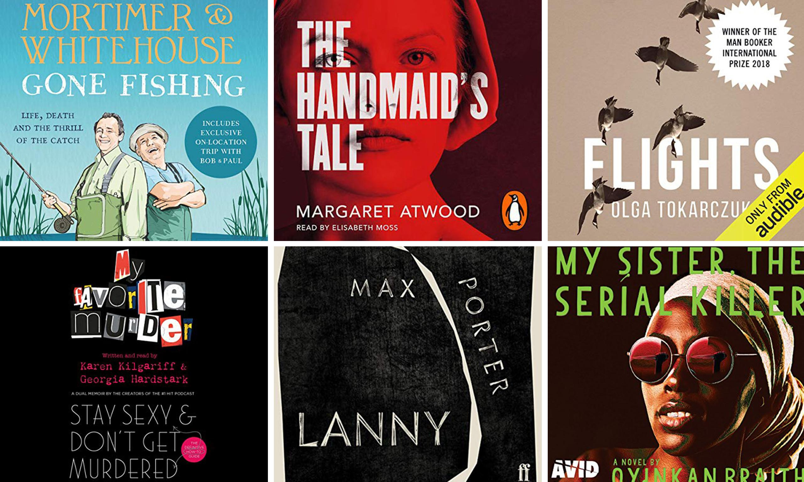 Hear this! The best audiobooks of 2019 – so far