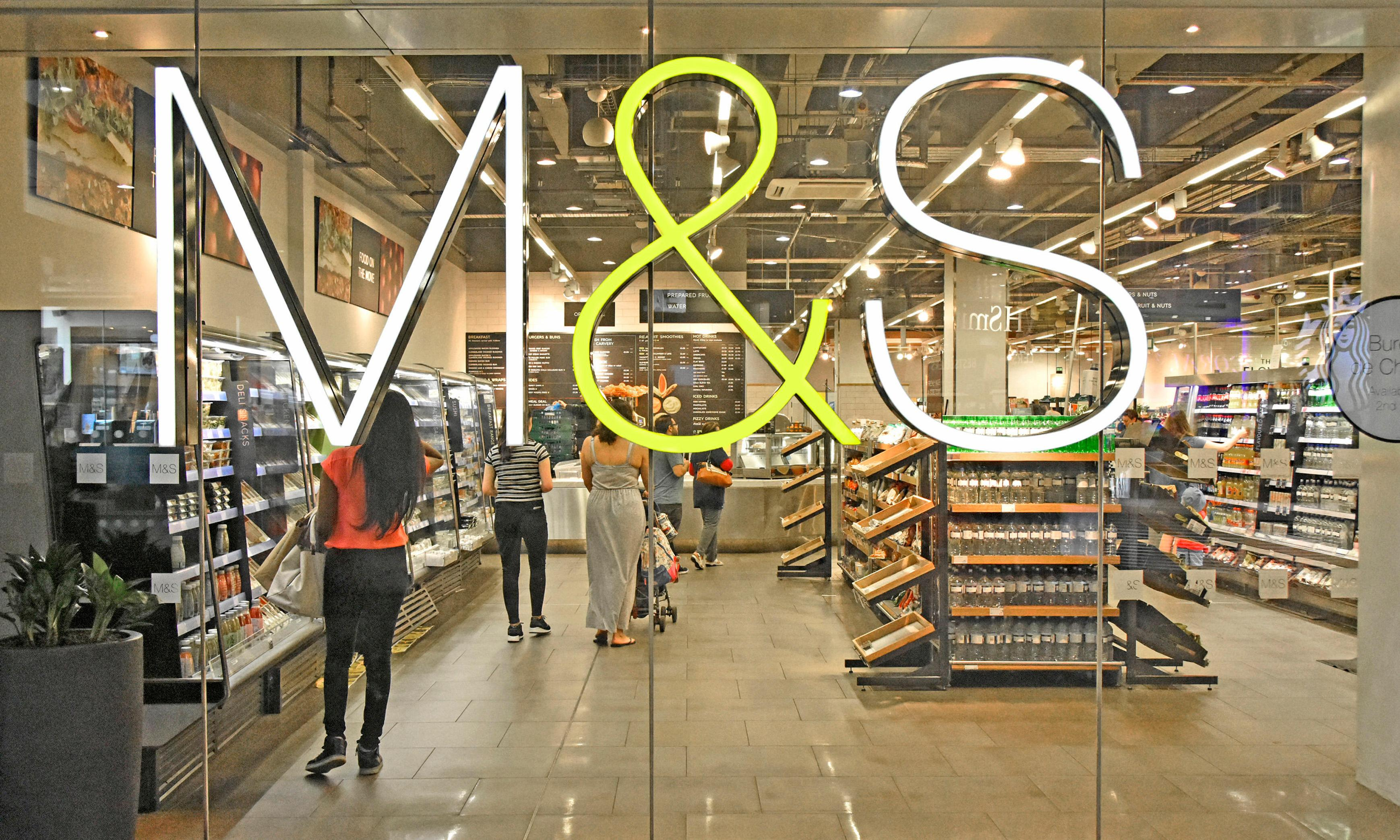 Marks & Spencer to close another 20 stores as profits plunge