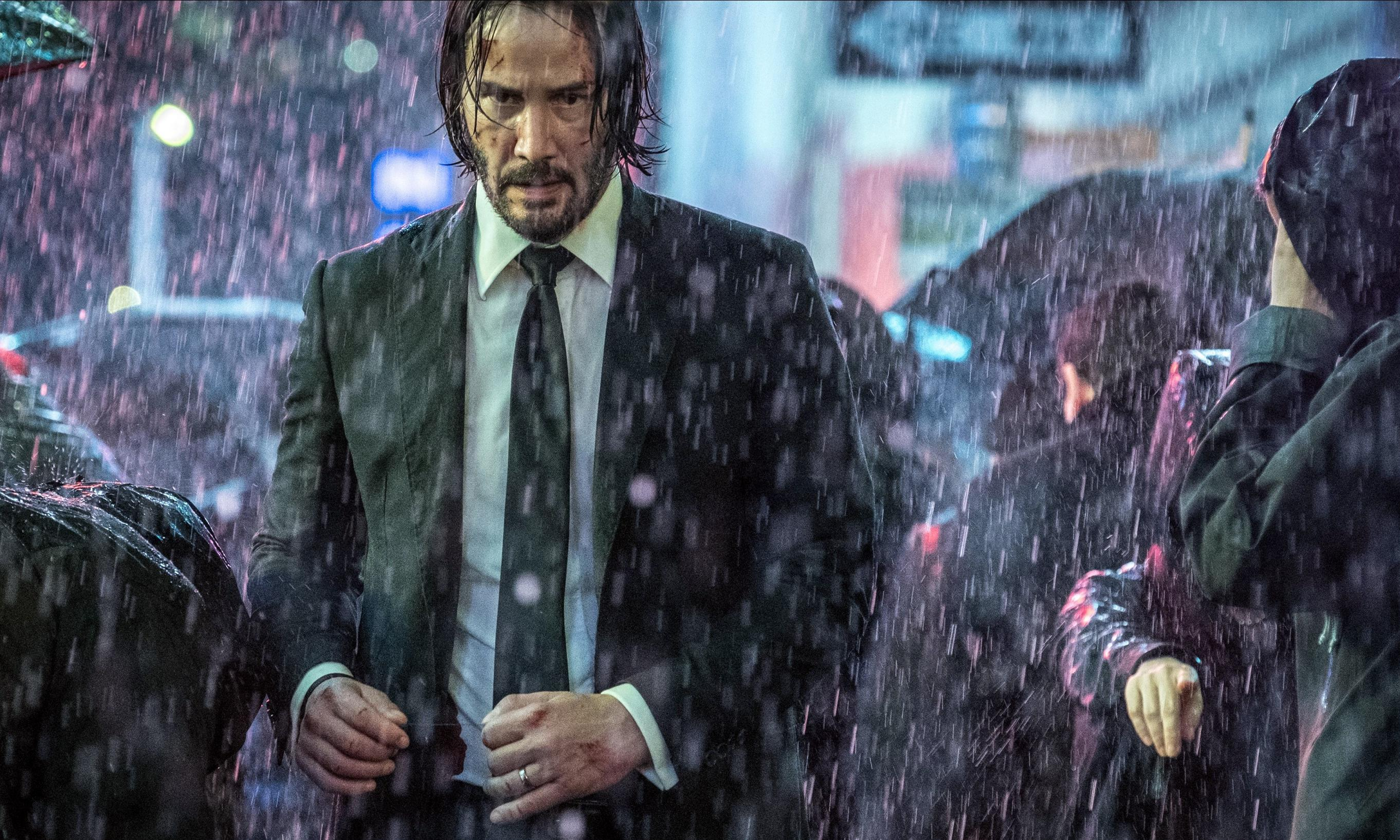 John Wick: Chapter 3: Parabellum review – franchise bloat for Keanu Reeves' hitman