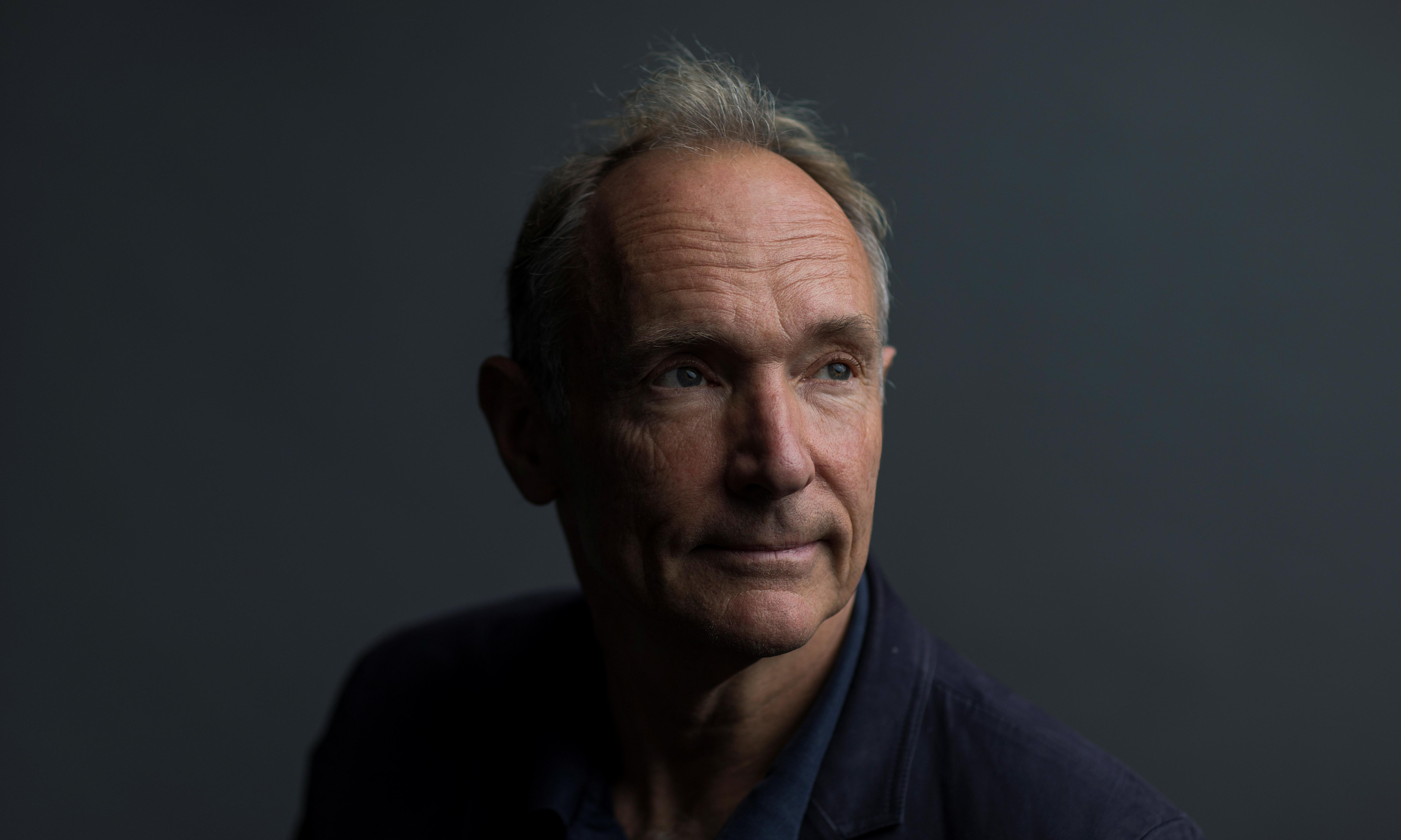 Tim Berners-Lee on 30 years of the world wide web: 'We can get the web we want'