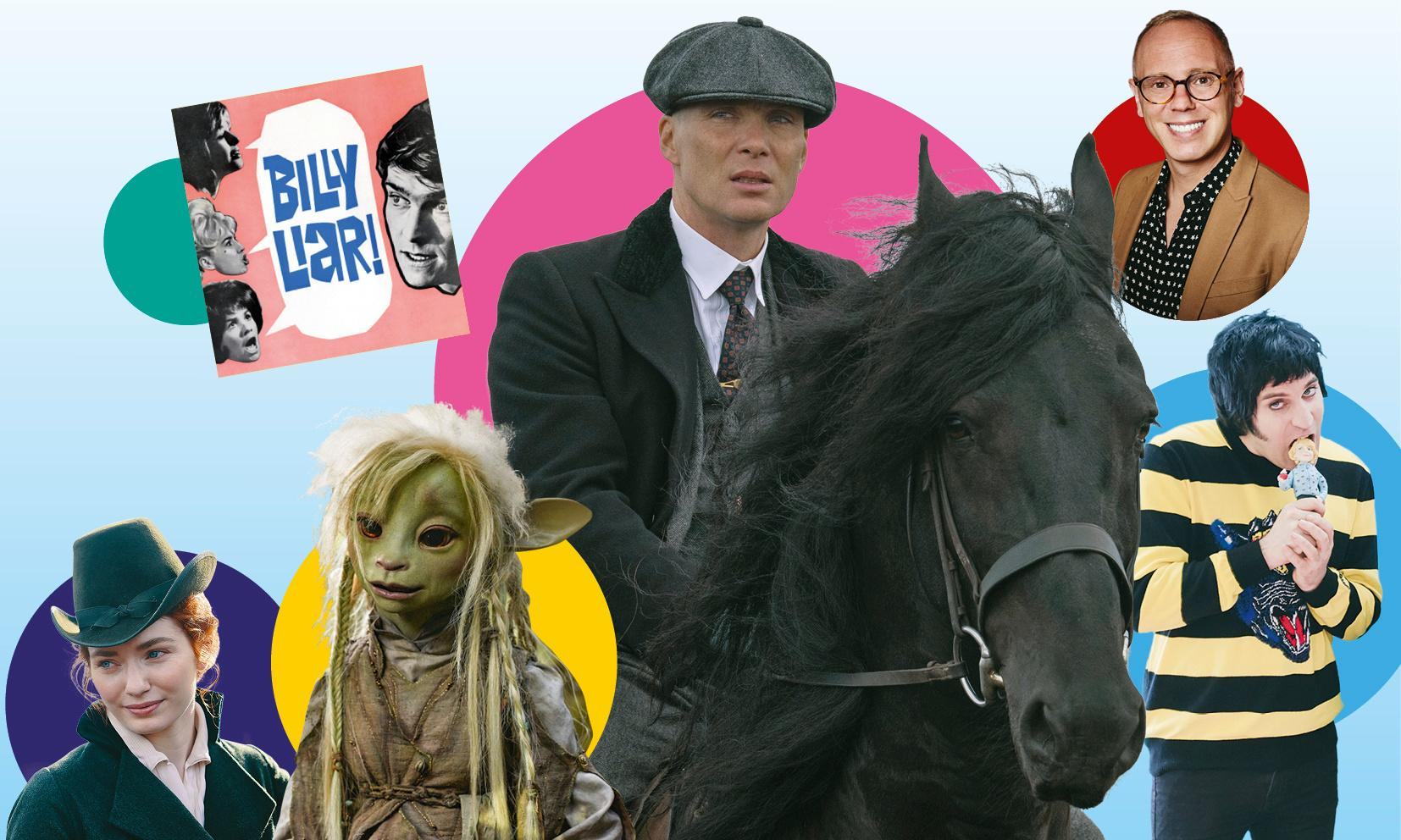 This week's best home entertainment: from Peaky Blinders to Carnival Row