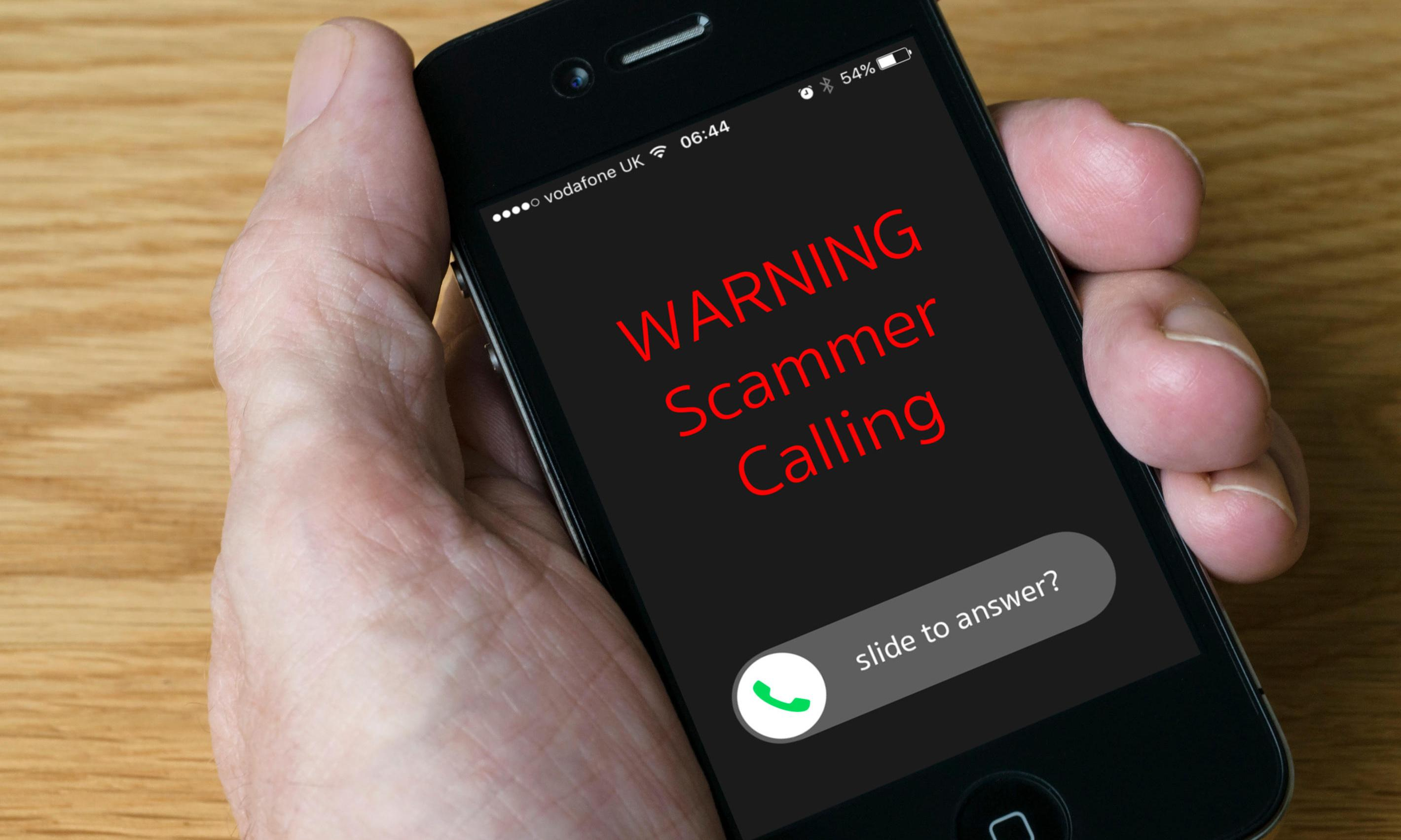 Currys says calls aren't a scam … its staff say they are!