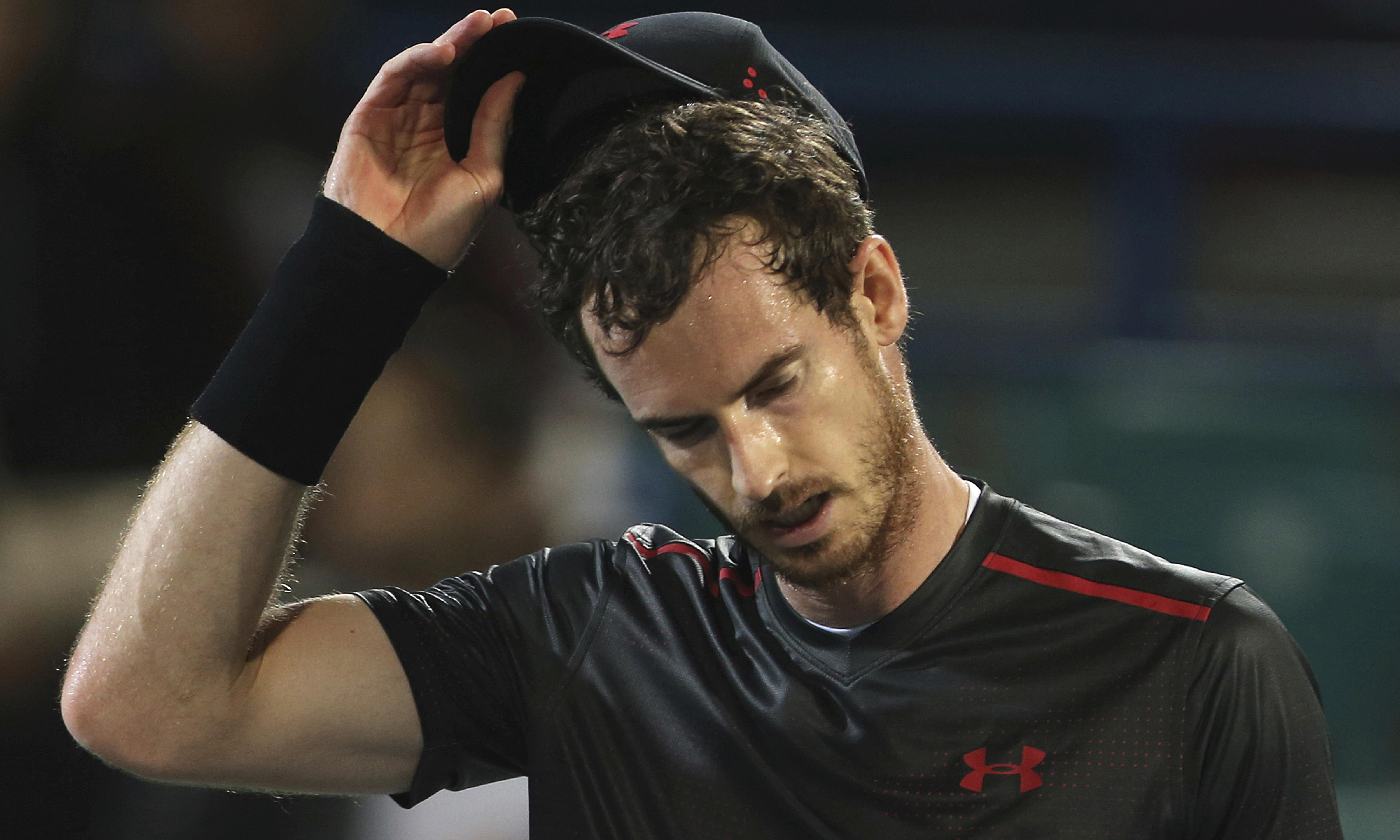 Andy Murray considers hip surgery as career hangs in the balance
