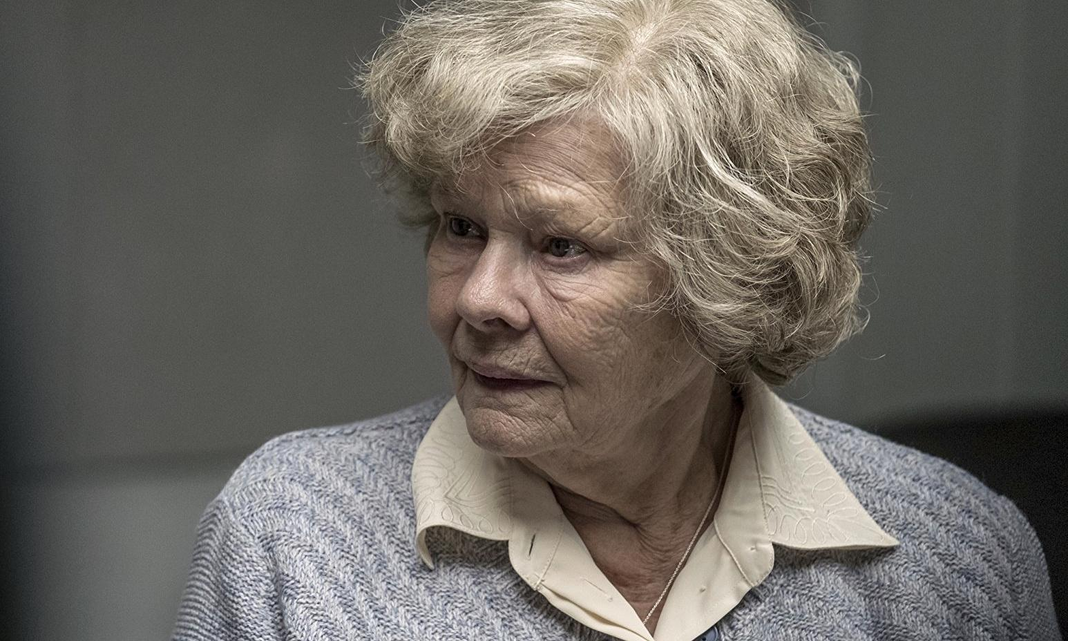Red Joan review – Judi Dench underused in brittle defector drama