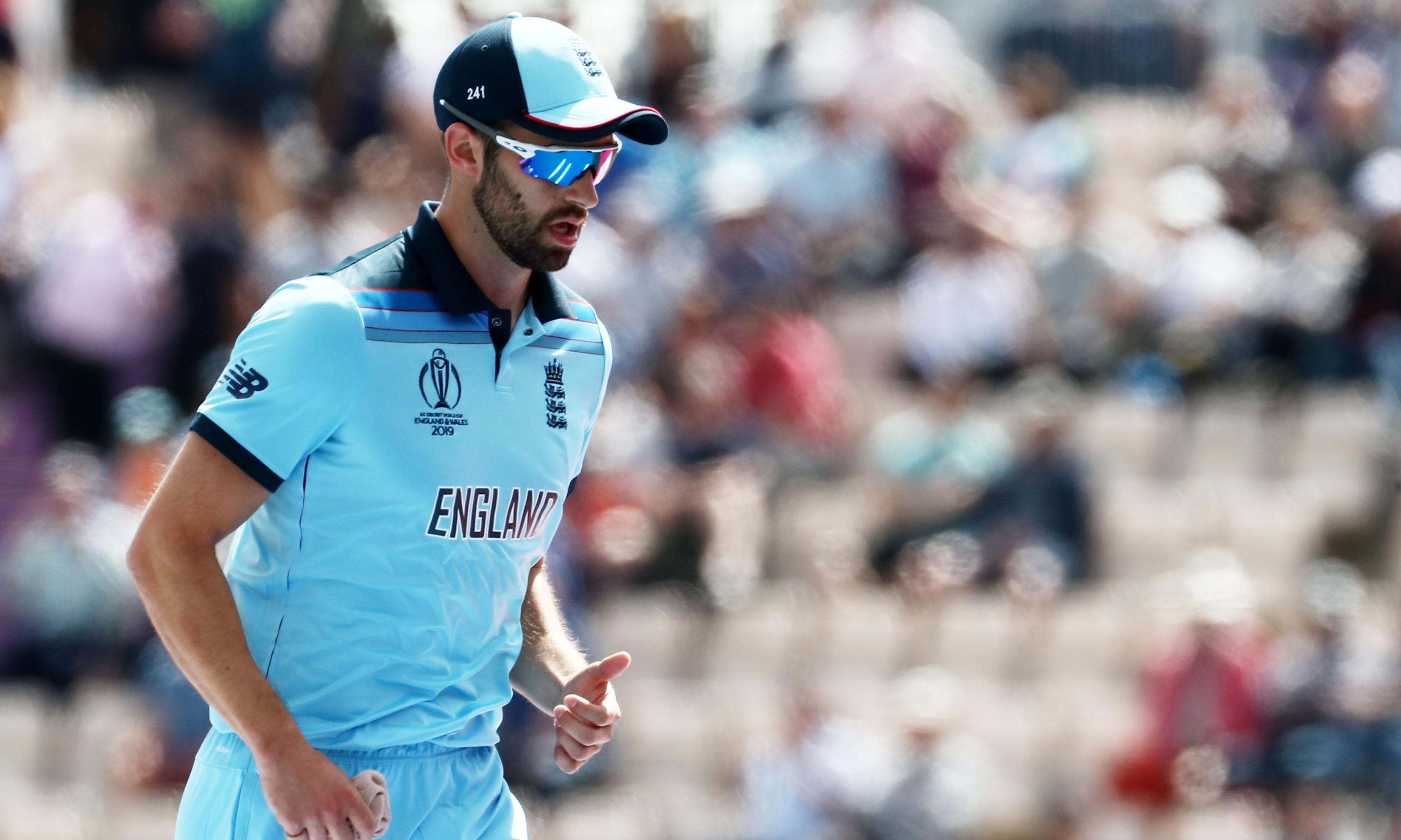 Mark Wood to wait on scan after injury in England's World Cup warm-up loss
