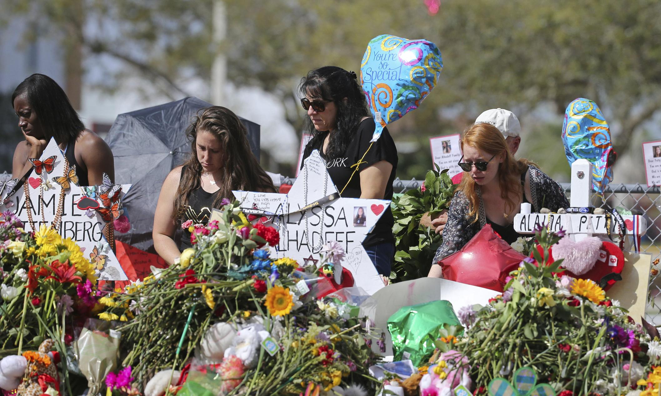 Parkland students mourn the deaths of two more after apparent suicides