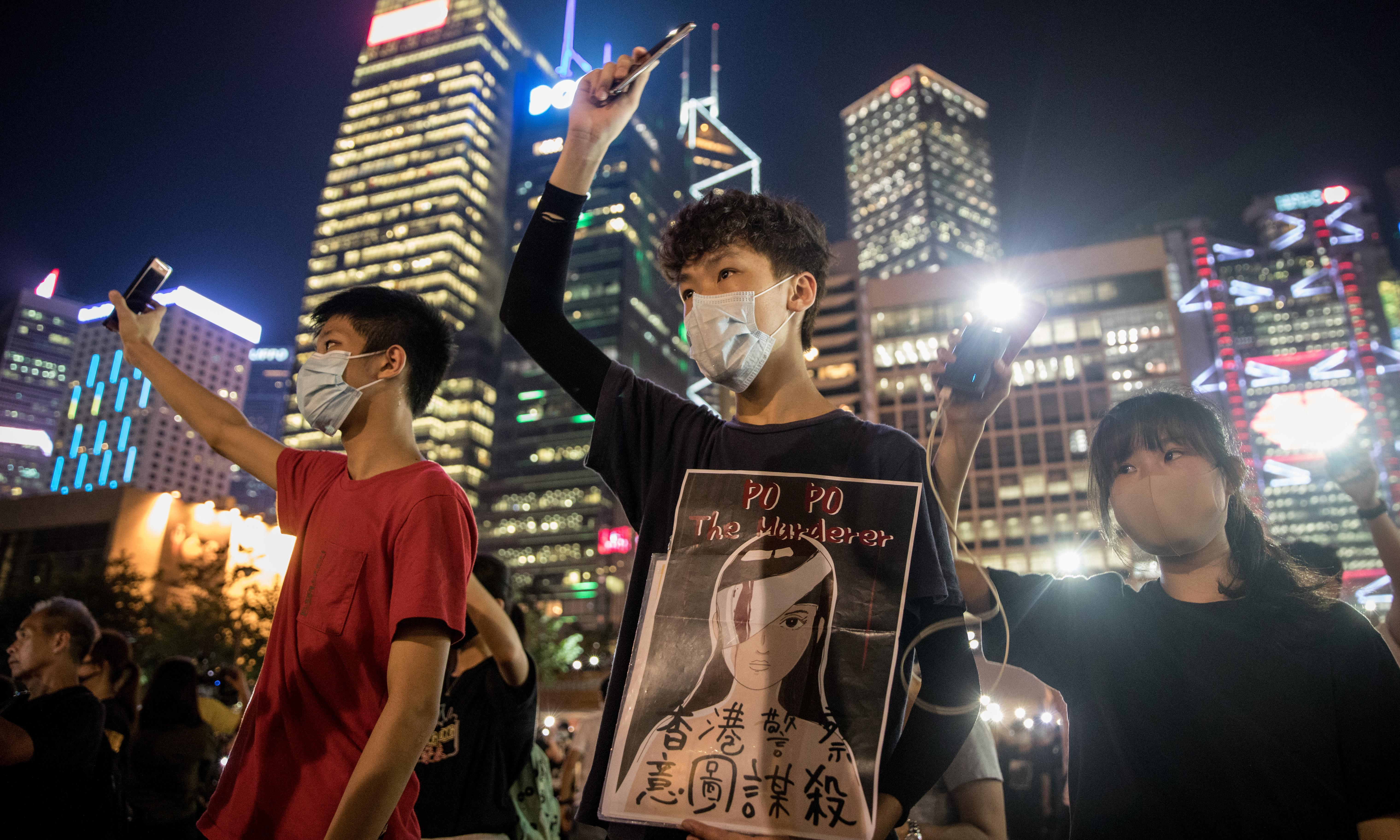 Hong Kong protests: YouTube takes down 200 channels spreading disinformation
