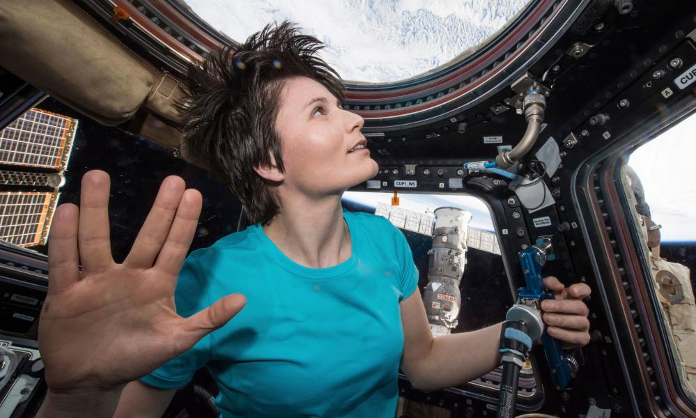 The Wonderful: Stories from the Space Station.