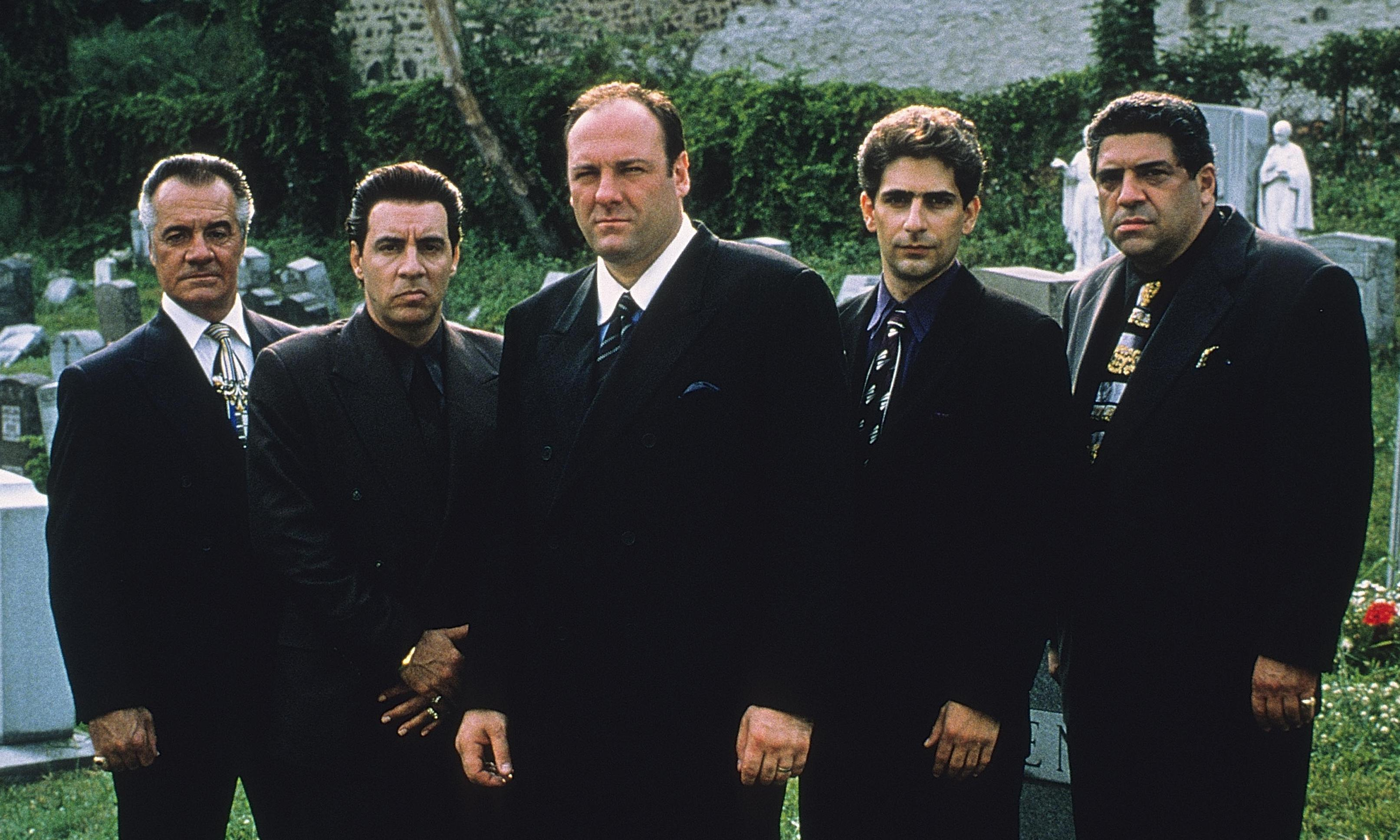 David Chase on why he wrote The Sopranos: 'I needed help. I needed therapy'