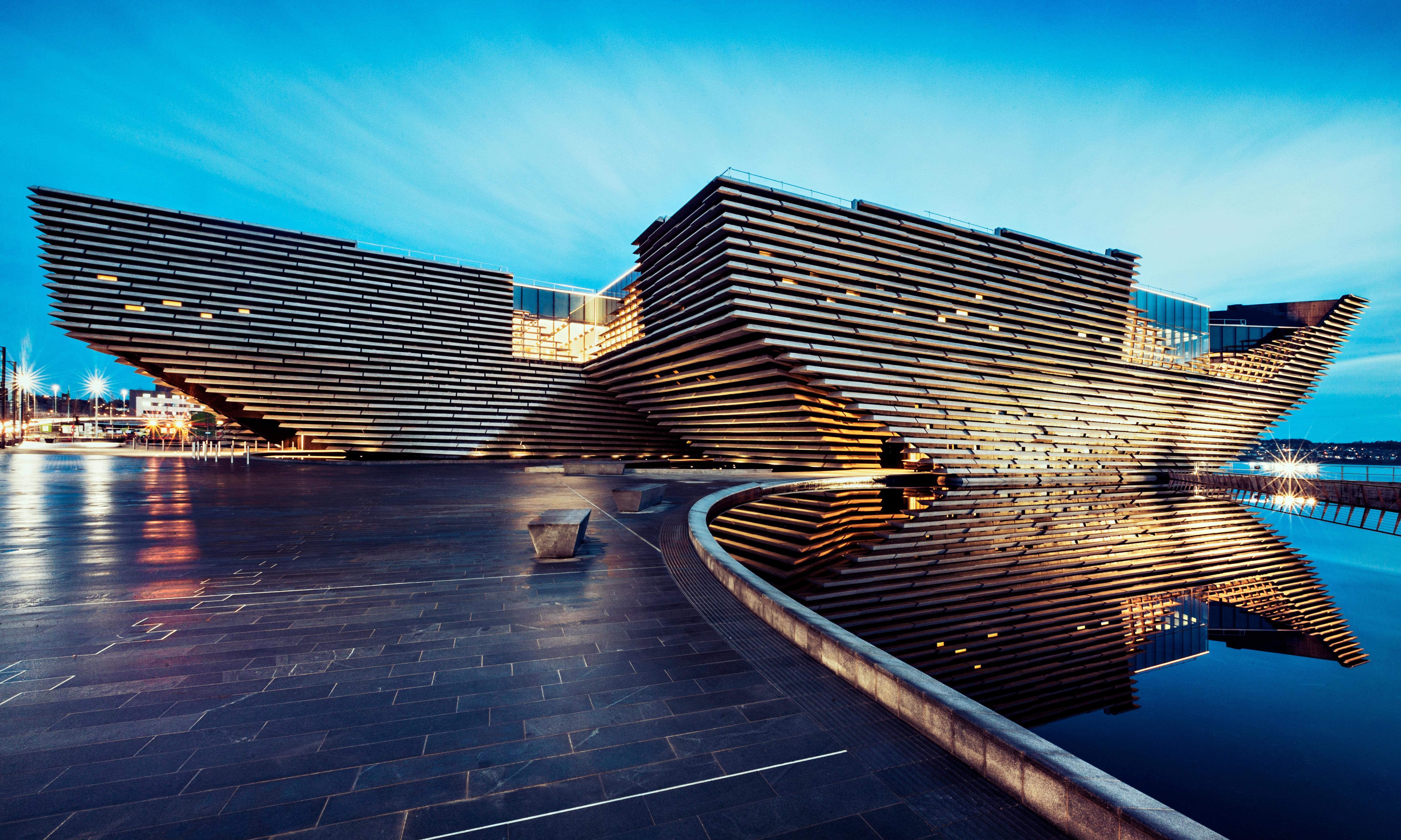 'Dynamic' Dundee earns place on Lonely Planet's Best in Europe 2018 hotlist