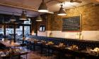 The relaxed setting of 8 Hoxton Square