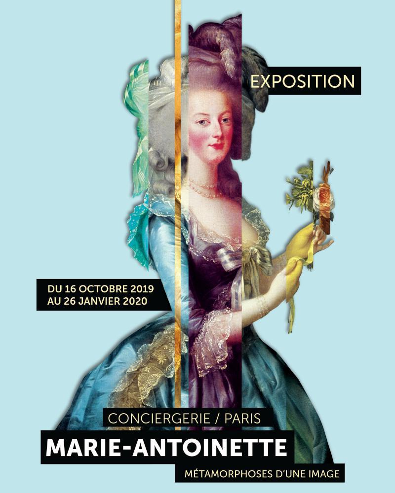 The Metamorphosis of Marie-Antoinette Exhibition at the Concierge, Paris