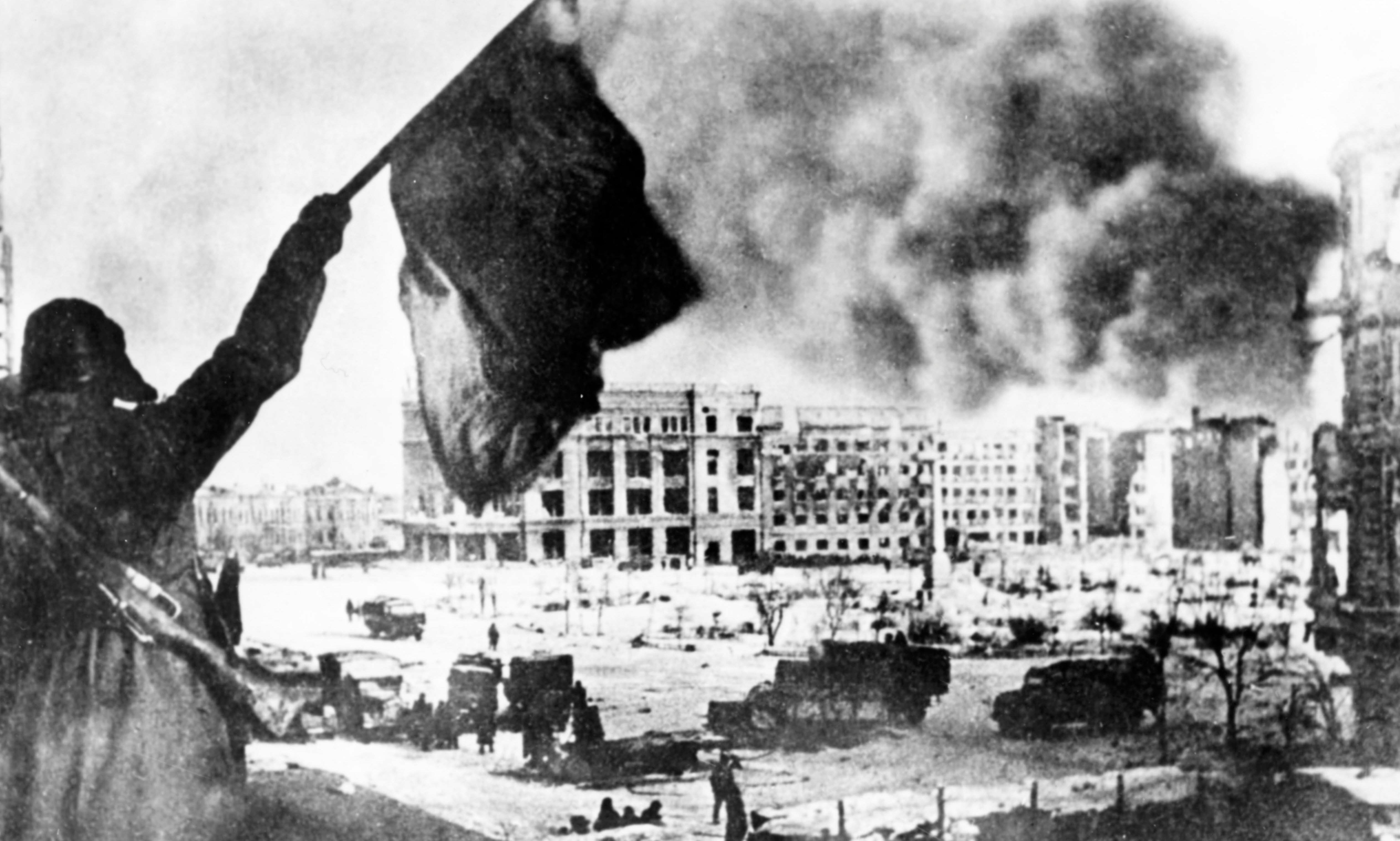 Stalingrad by Vasily Grossman review – the prequel to Life and Fate