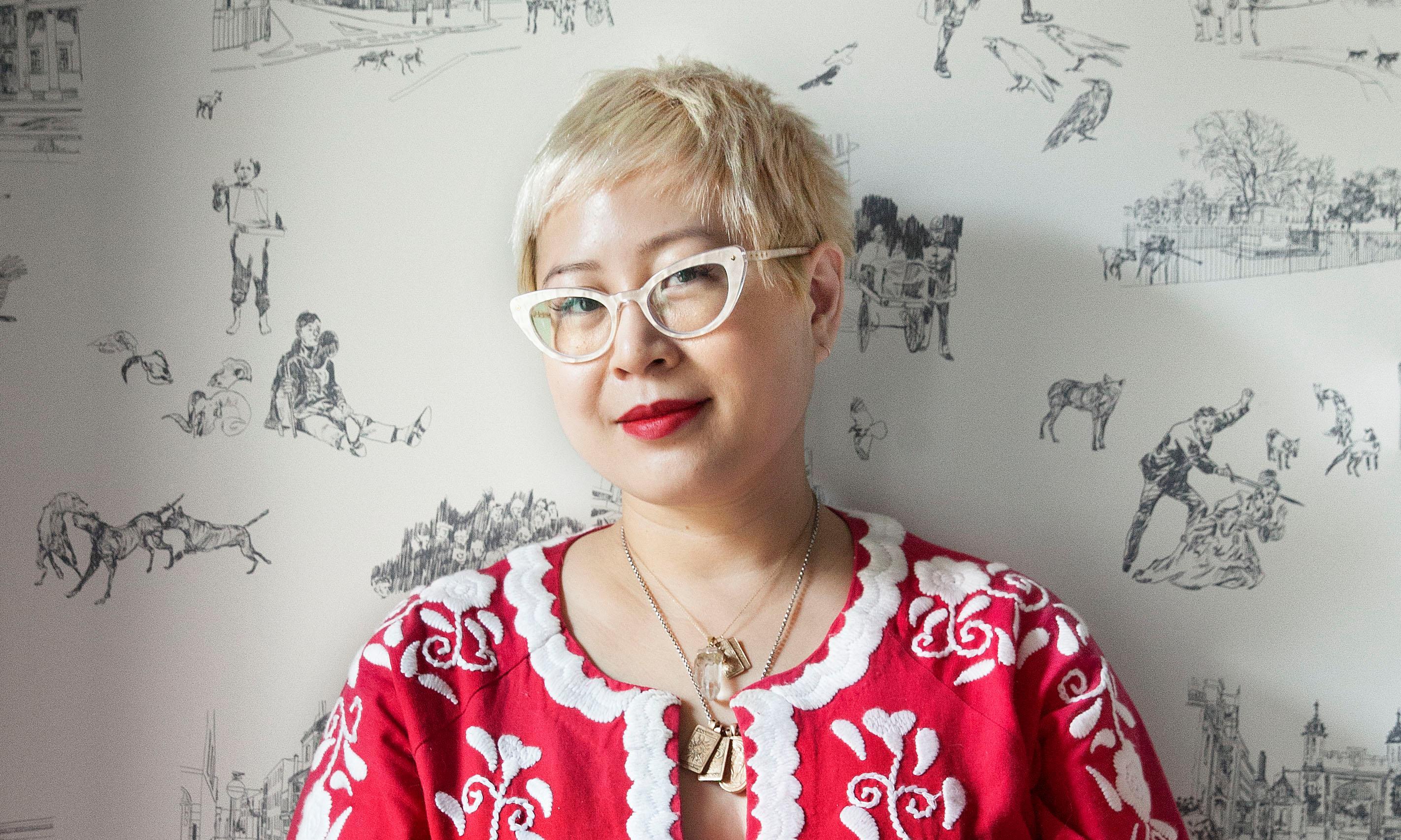 Esmé Weijun Wang: 'I don't want to glamorise mental illness… it inhibits creativity'