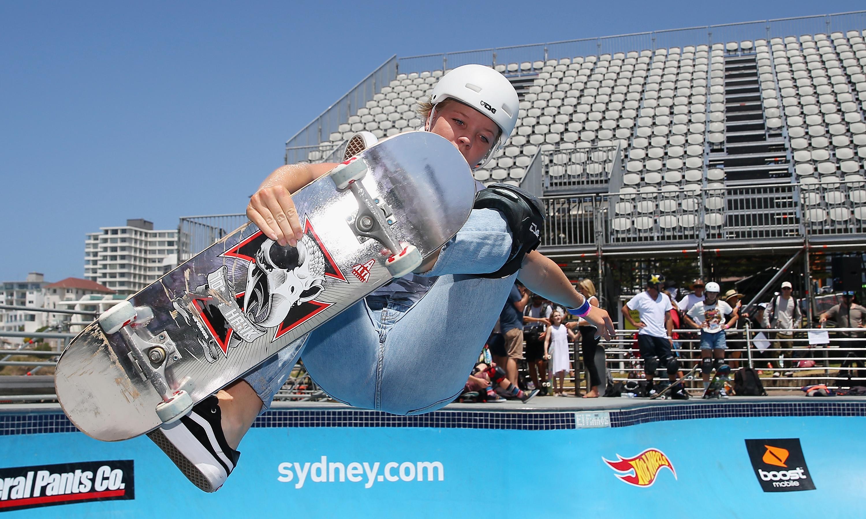 Skateboarders among winners in Australian Olympic funding