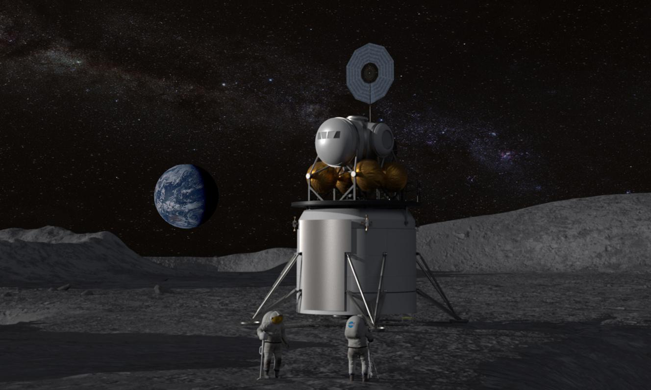 Spacewatch: Nasa wants $1.6bn next year to get astronauts to moon by 2024