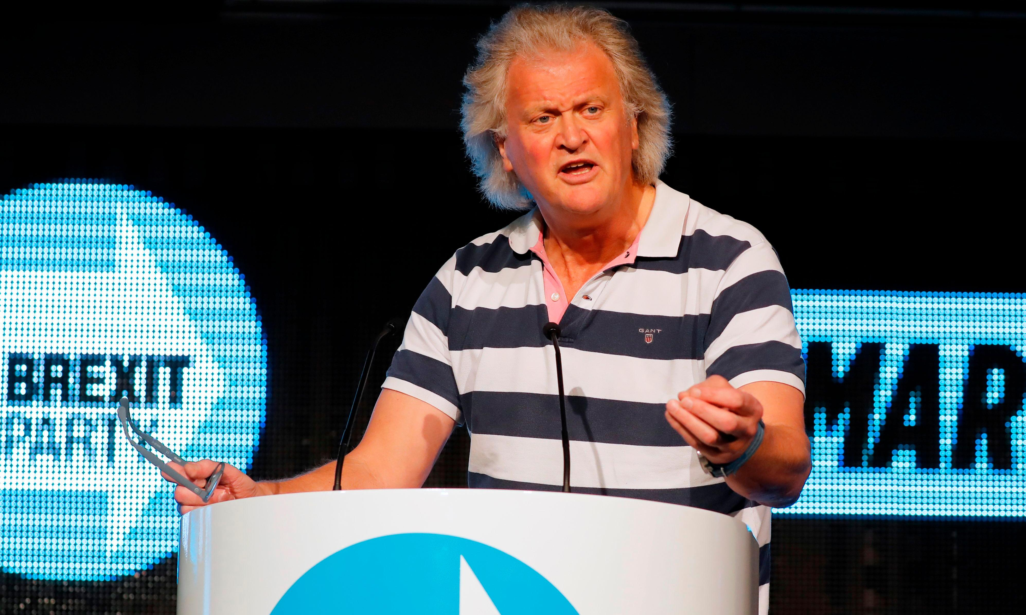 Shareholders back Wetherspoon chairman Tim Martin at AGM