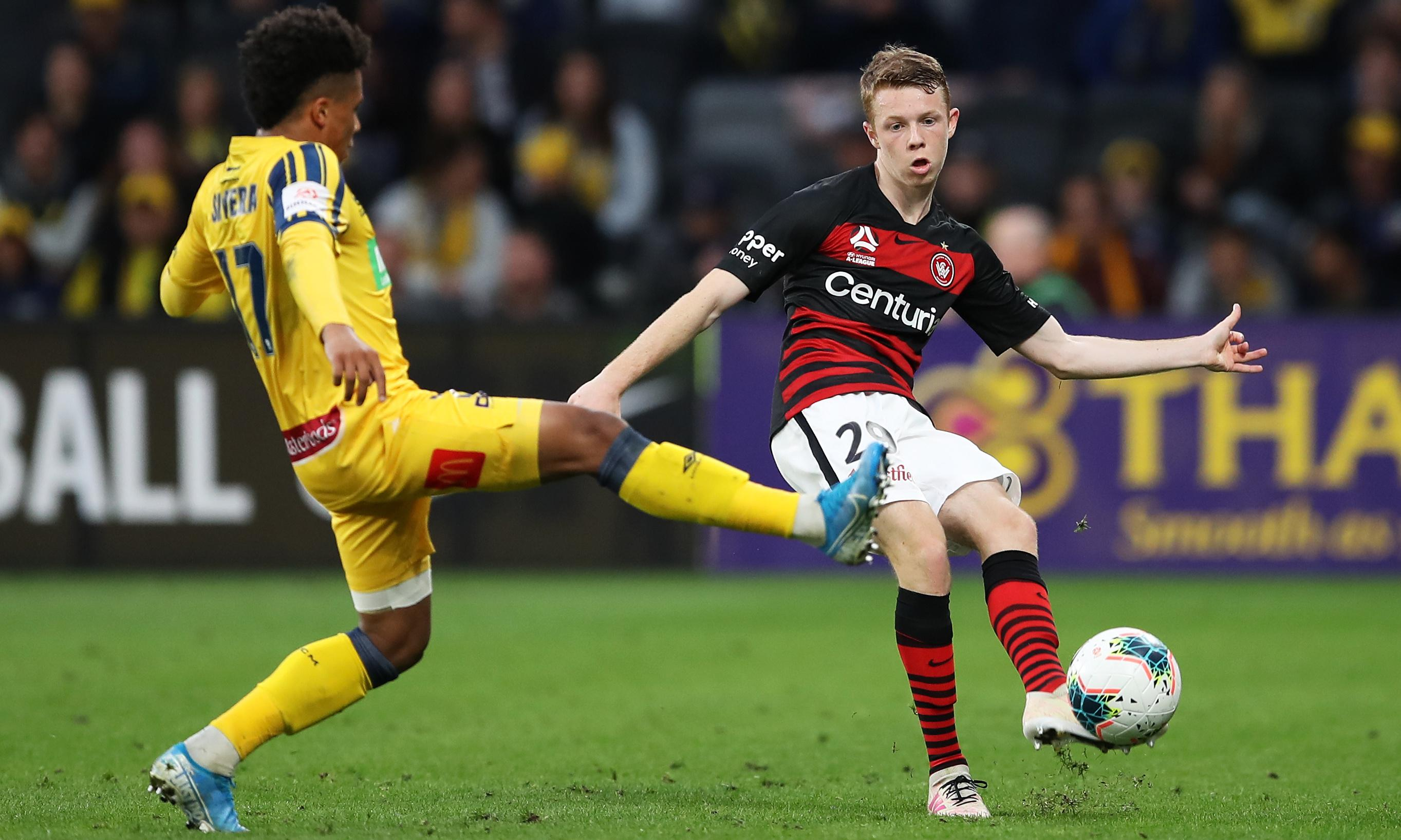 Emergence of new teenage crop best advert for returning A-League