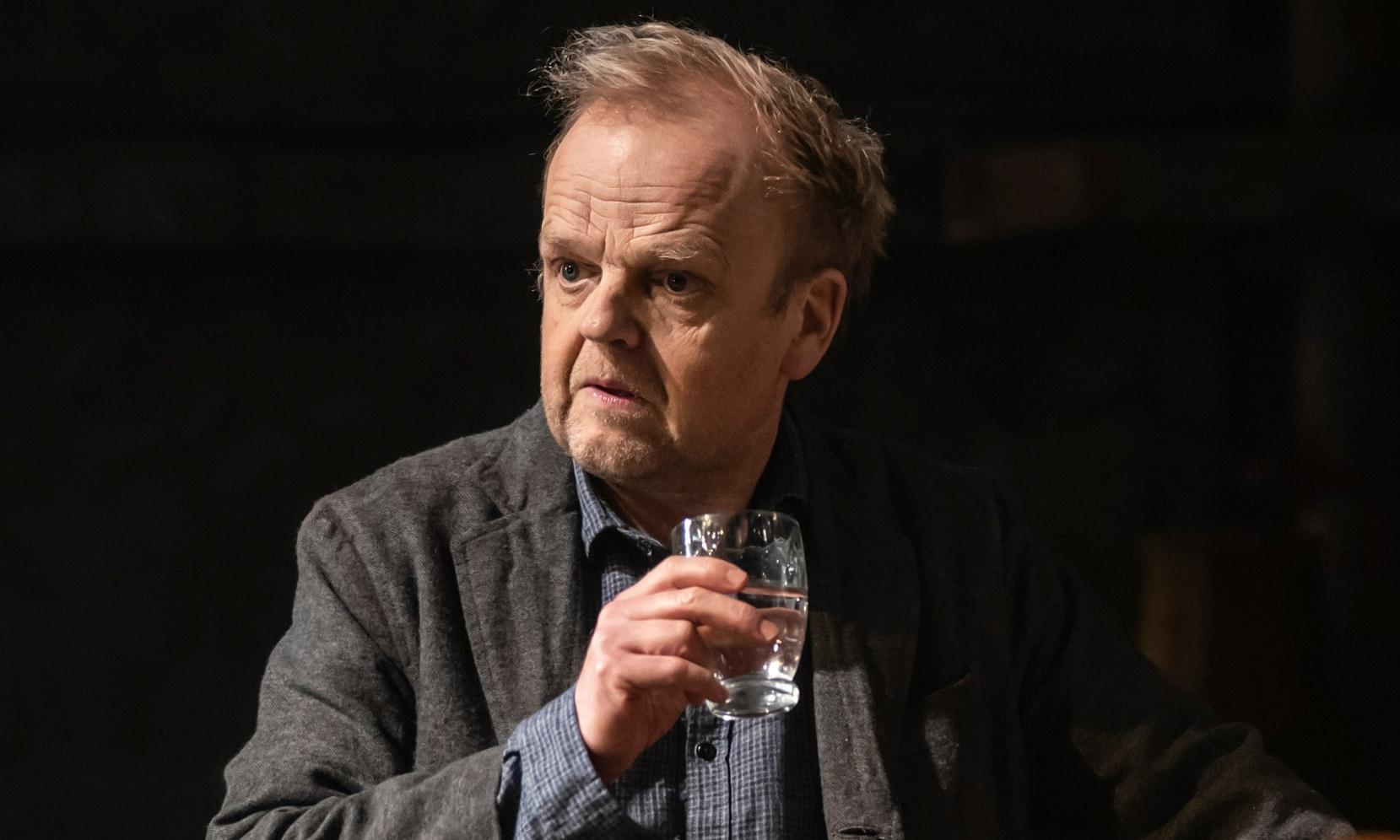 Toby Jones: 'Actors talking about acting? It makes you scream!'